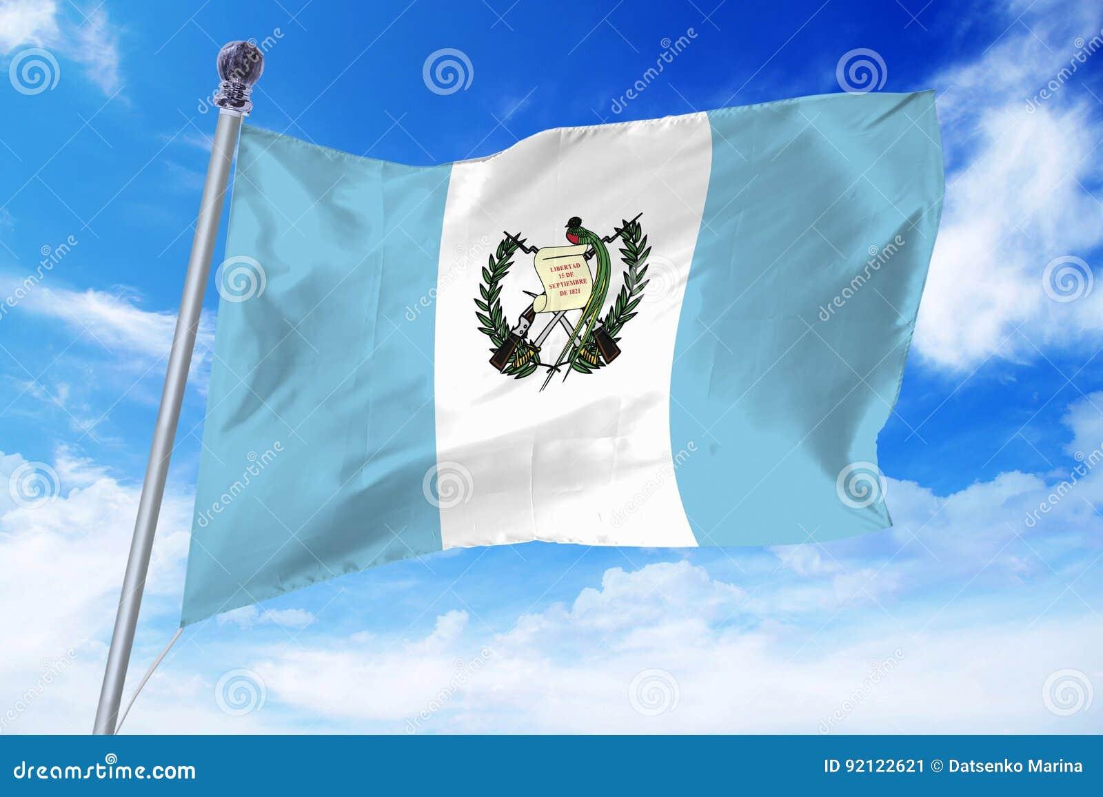Bandera De Guatemala Stock Images - Download 331 Photos