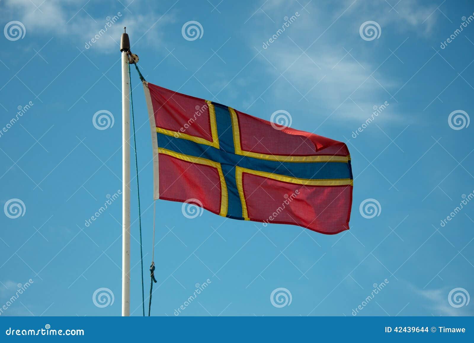 Bandera de las Orcadas