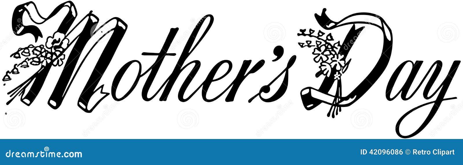 Bandera del día de madres