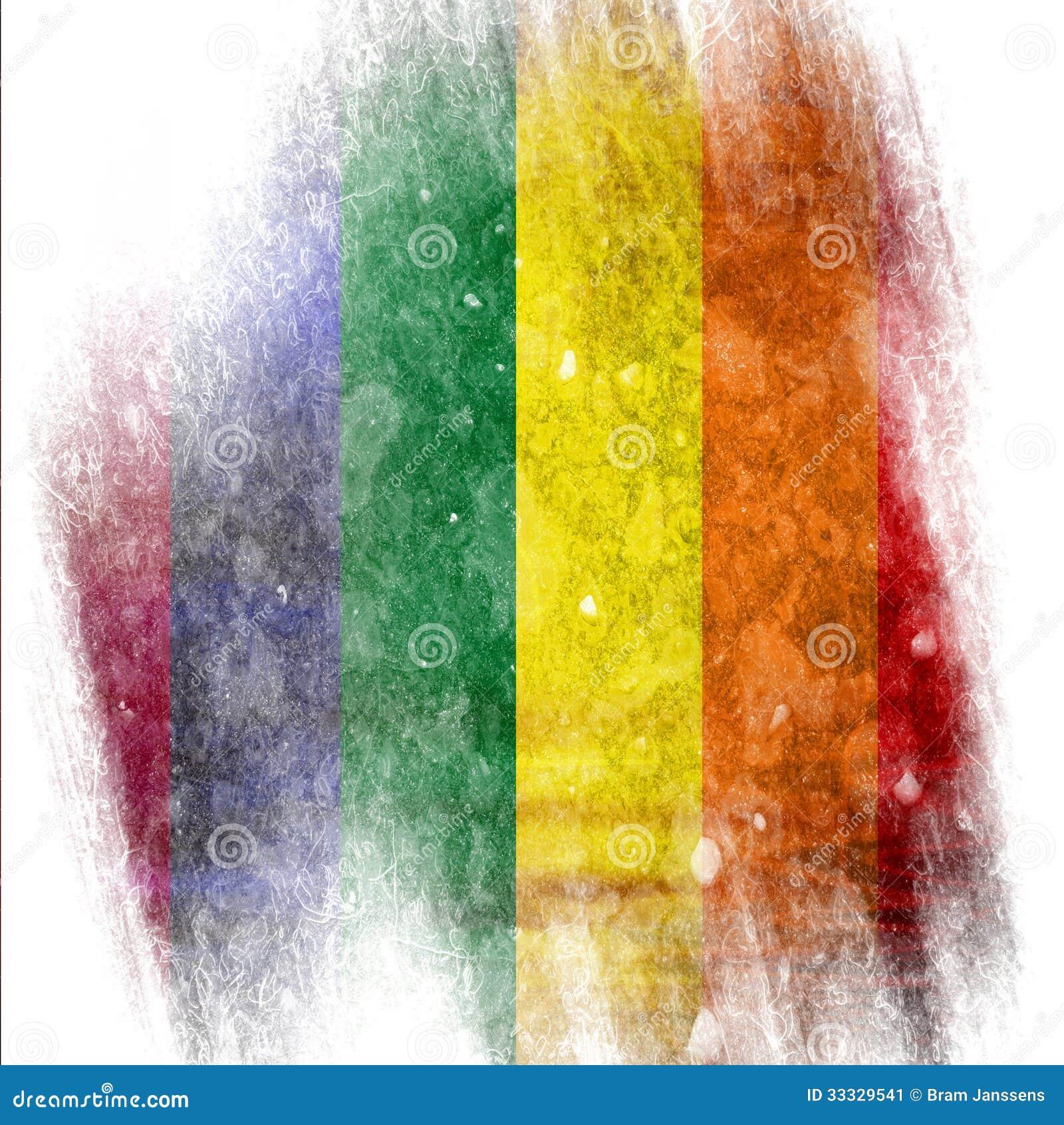Bandera del orgullo gay Etsy