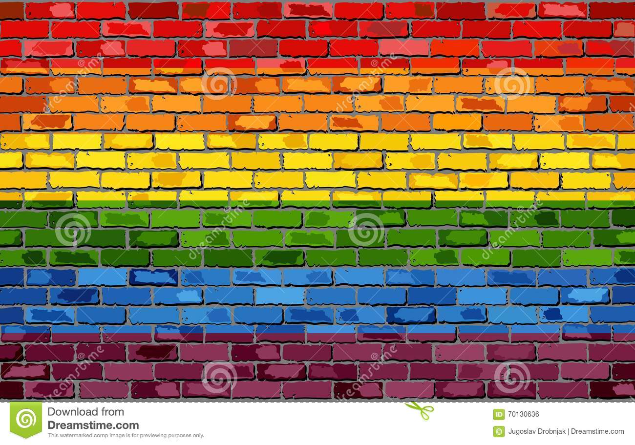 pared bandera gay