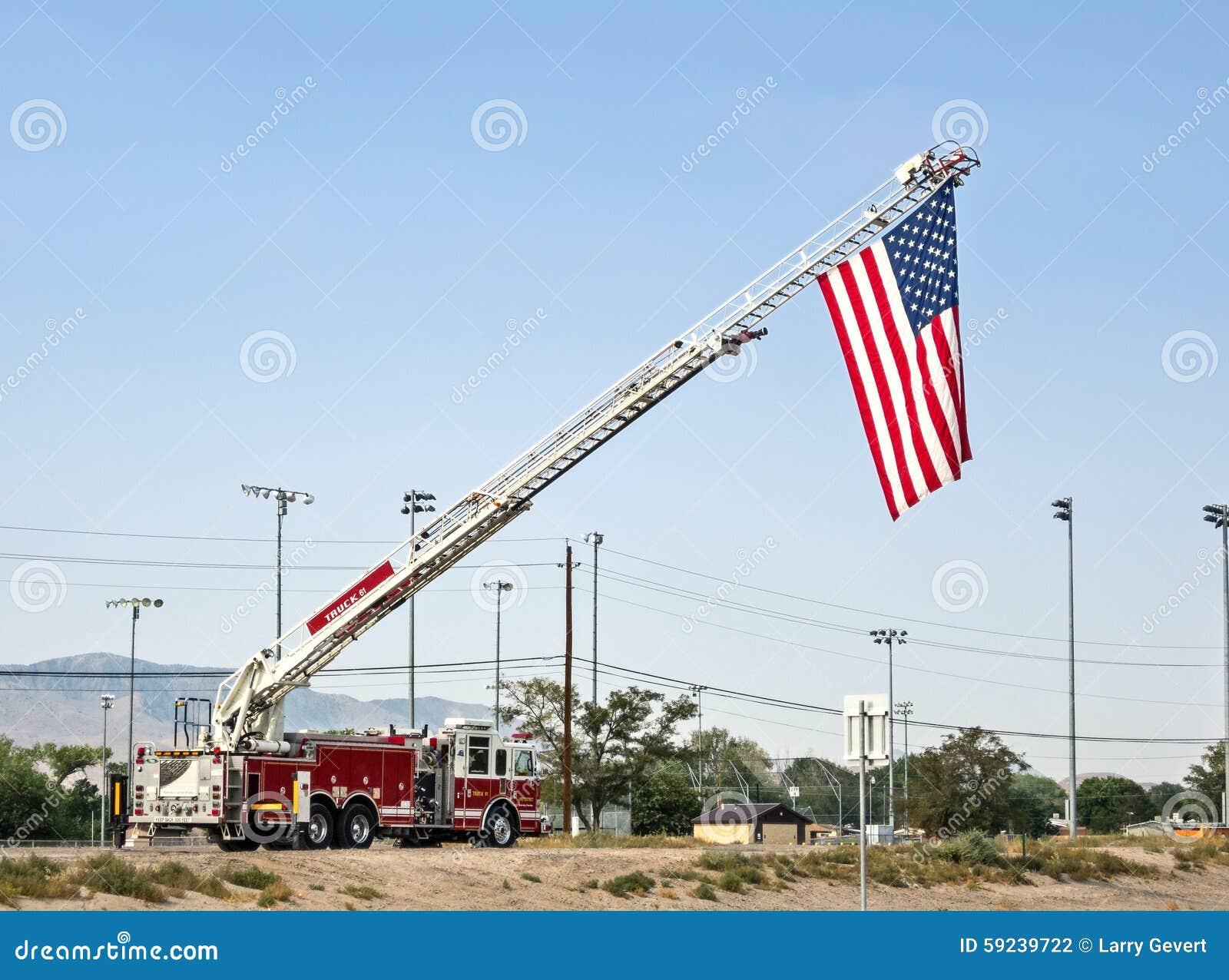 Download Bandera En La Conmemoración Del 11 De Septiembre Foto de archivo - Imagen de gobierno, libertad: 59239722