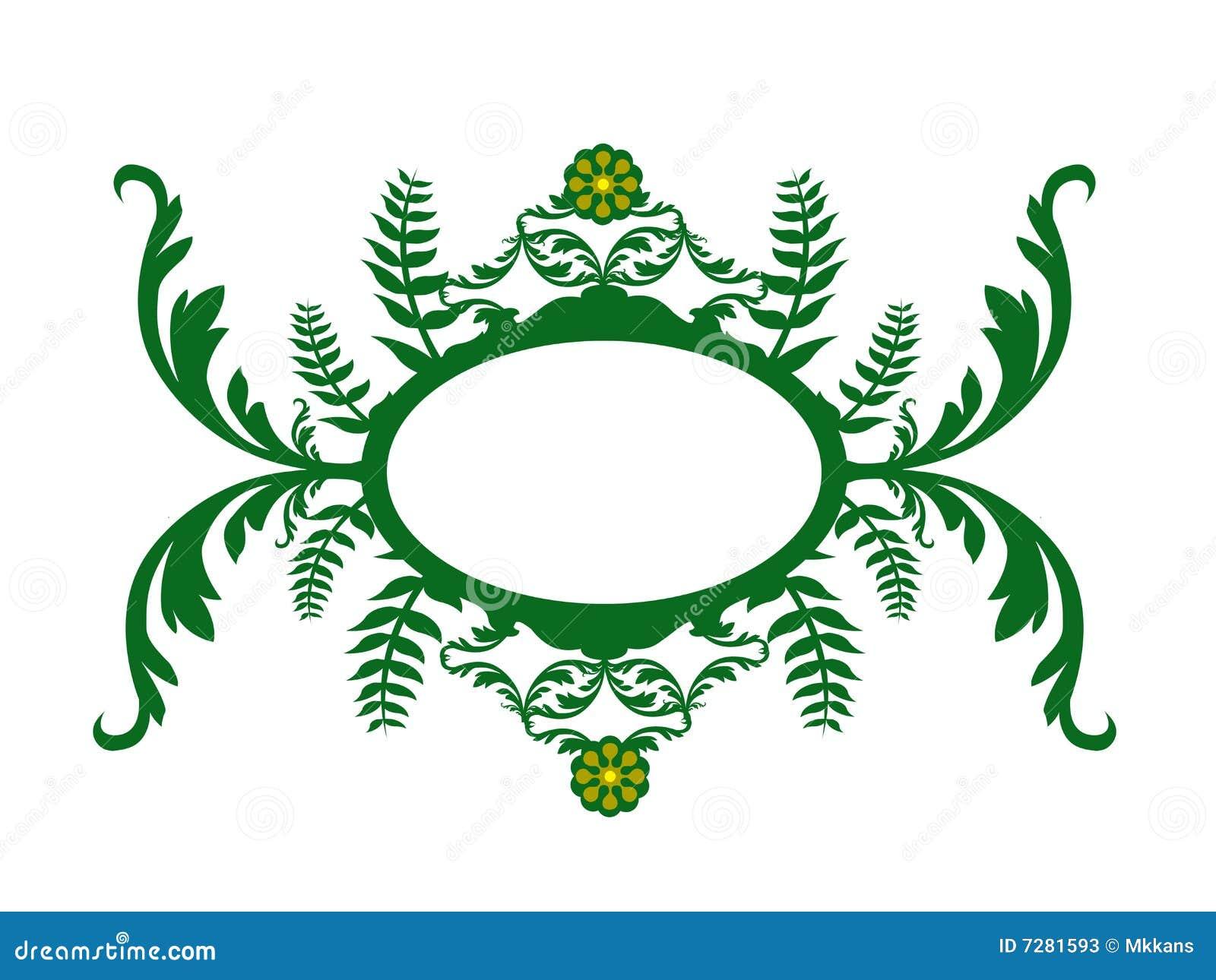 Bandera floral