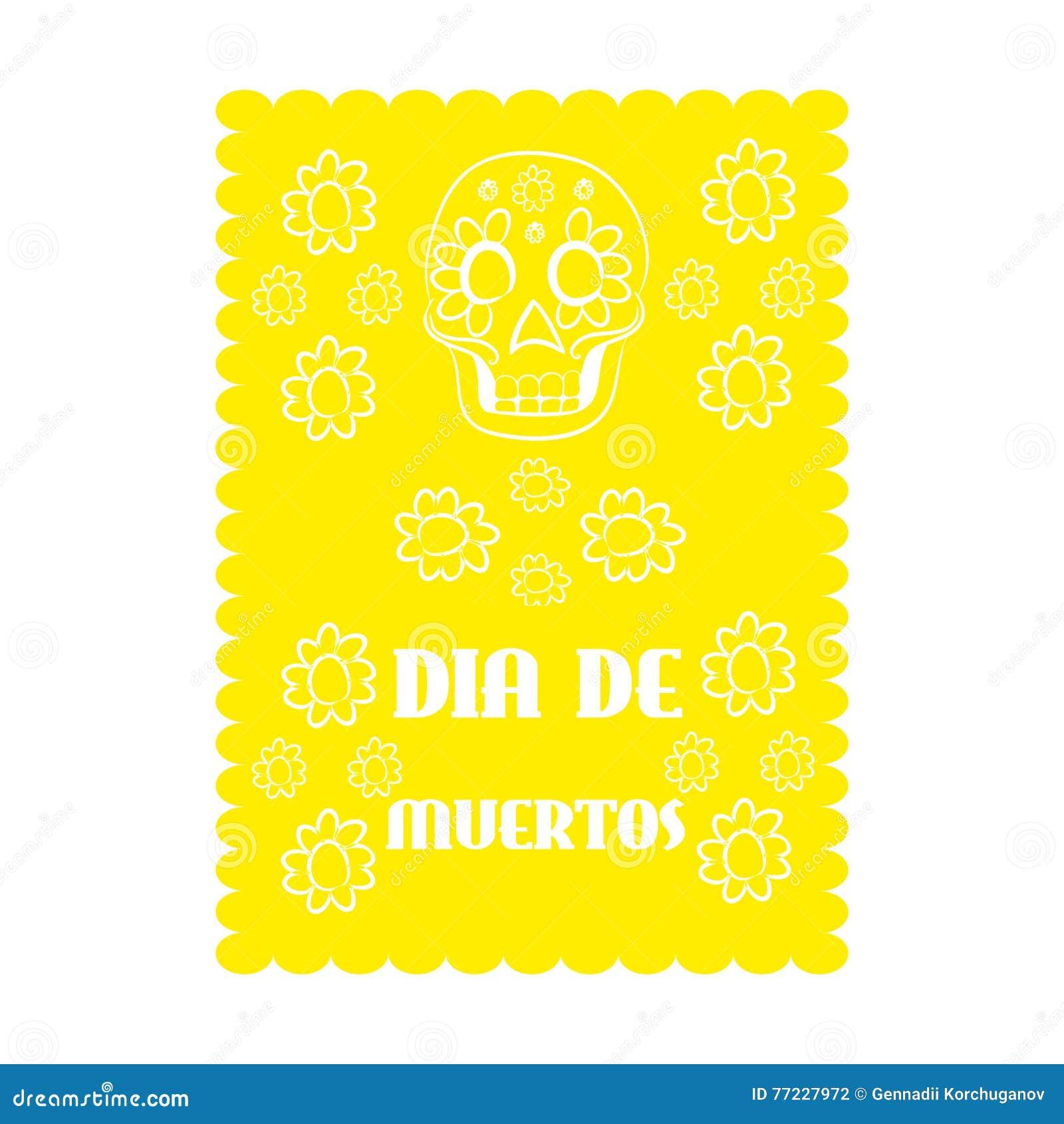 Bandera mexicana, México ilustración del vector. Ilustración de ...