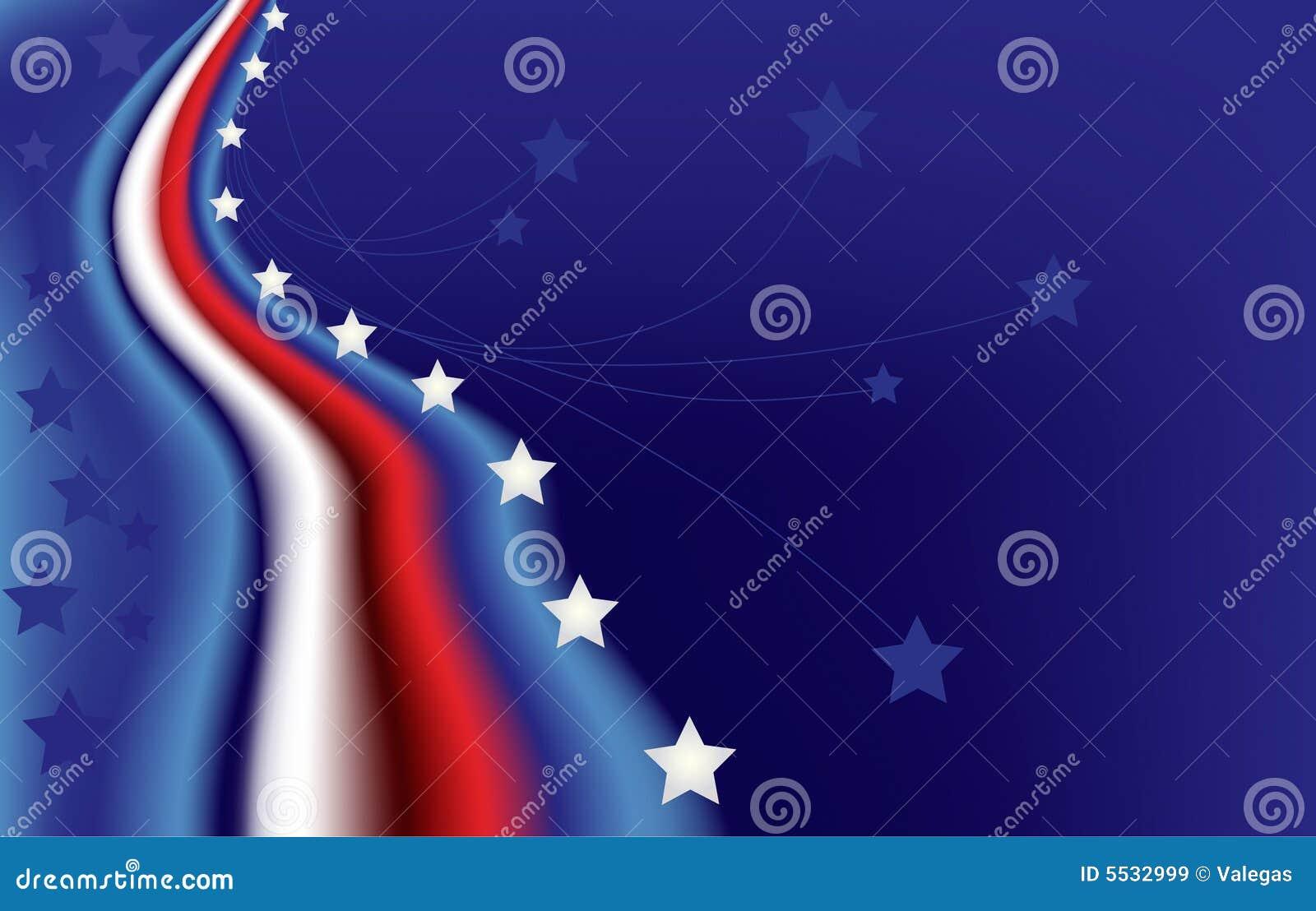 Bandera Star-spangled