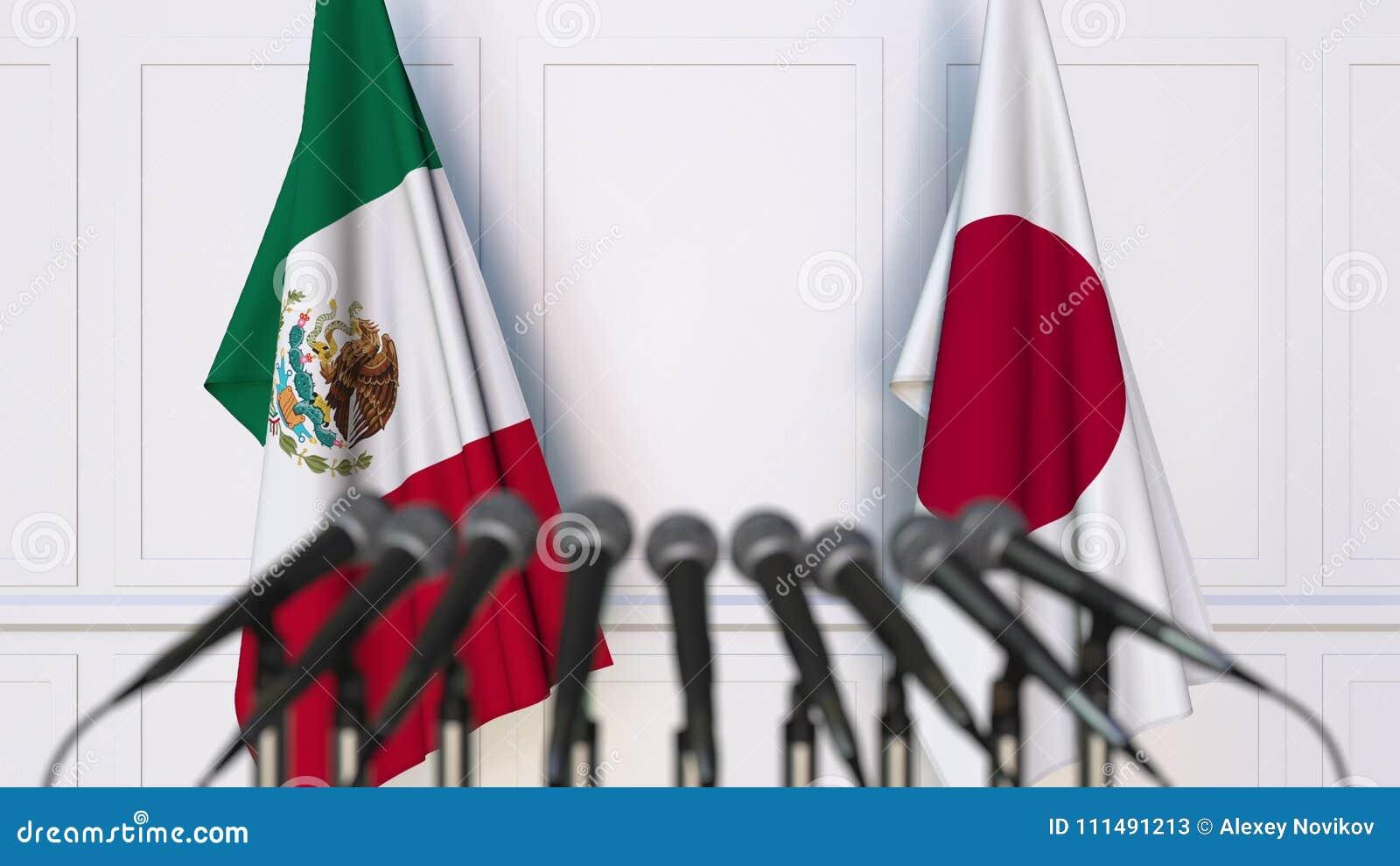 https://thumbs.dreamstime.com/z/banderas-de-méxico-y-japón-en-la-reunión-o-conferencia-internacional-representación-d-111491213.jpg