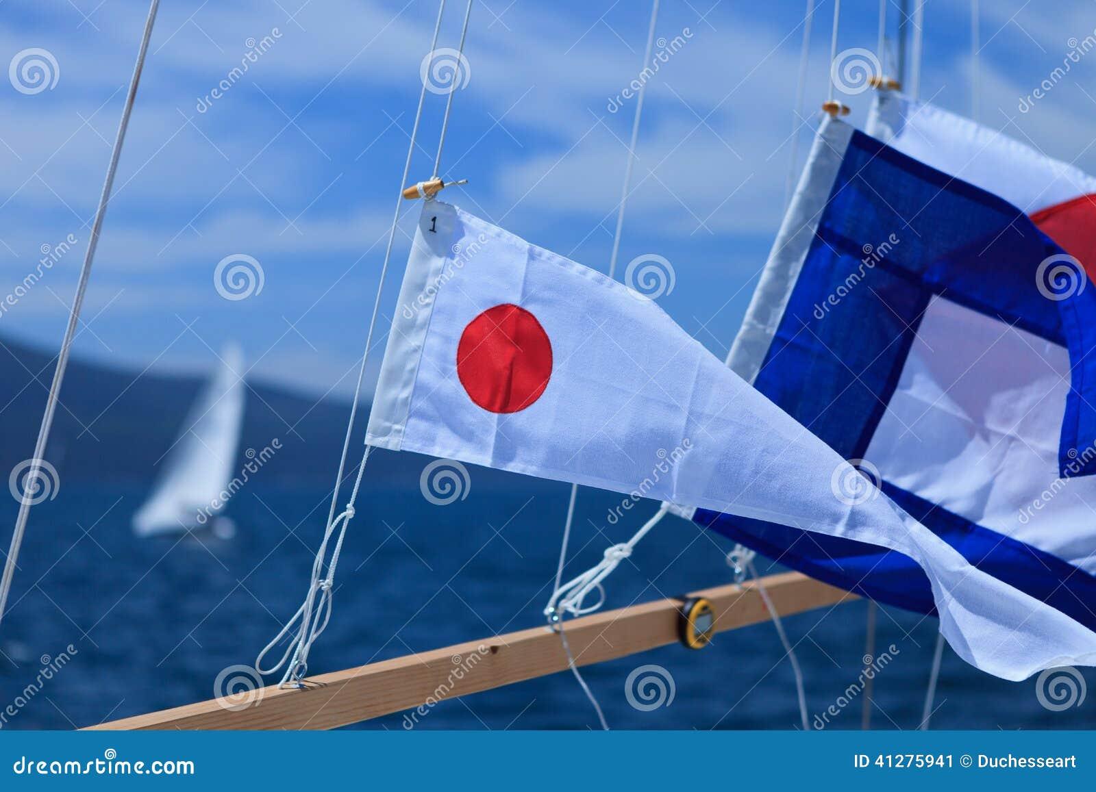 Banderas de señal