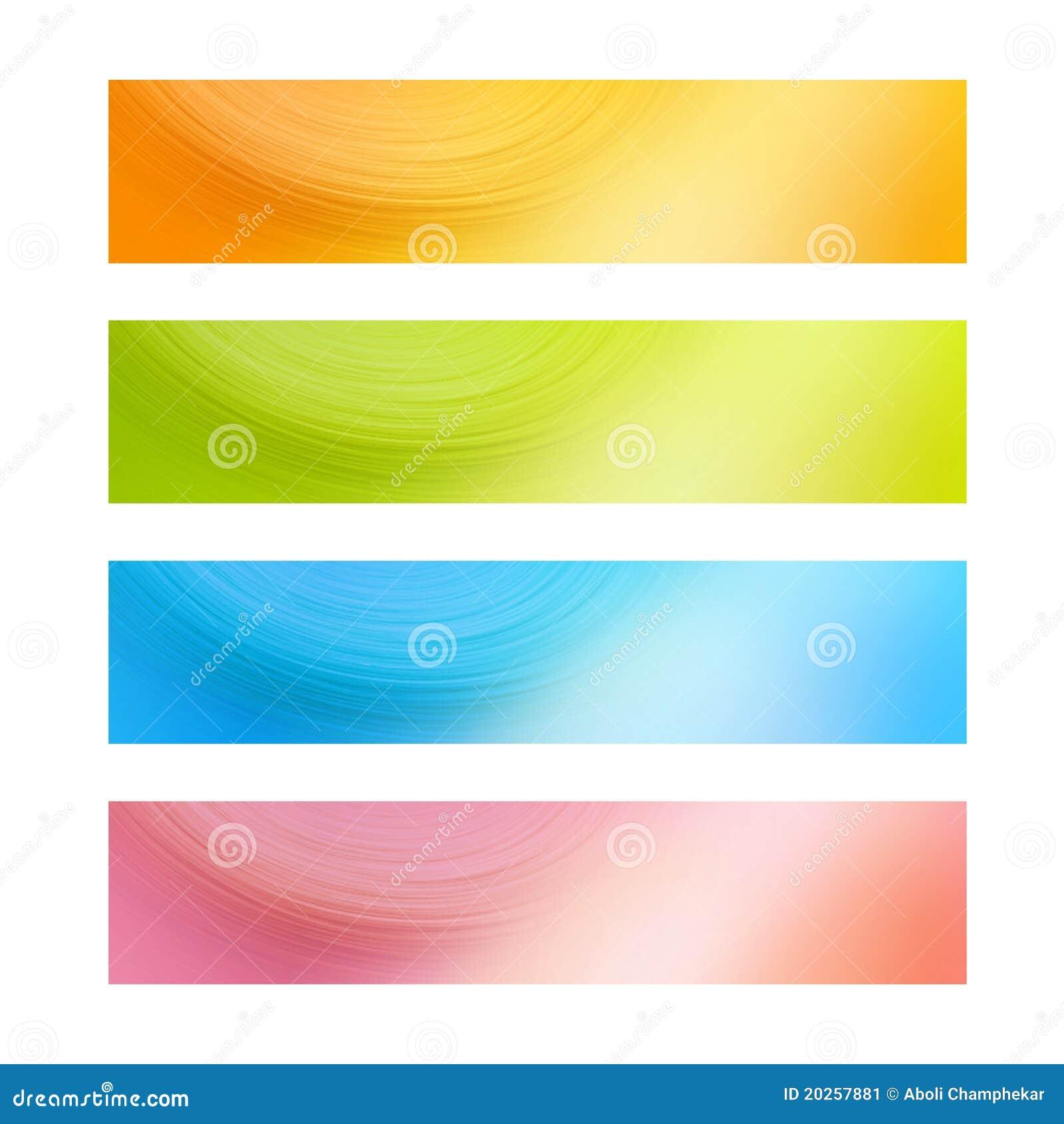 Banderas del Web