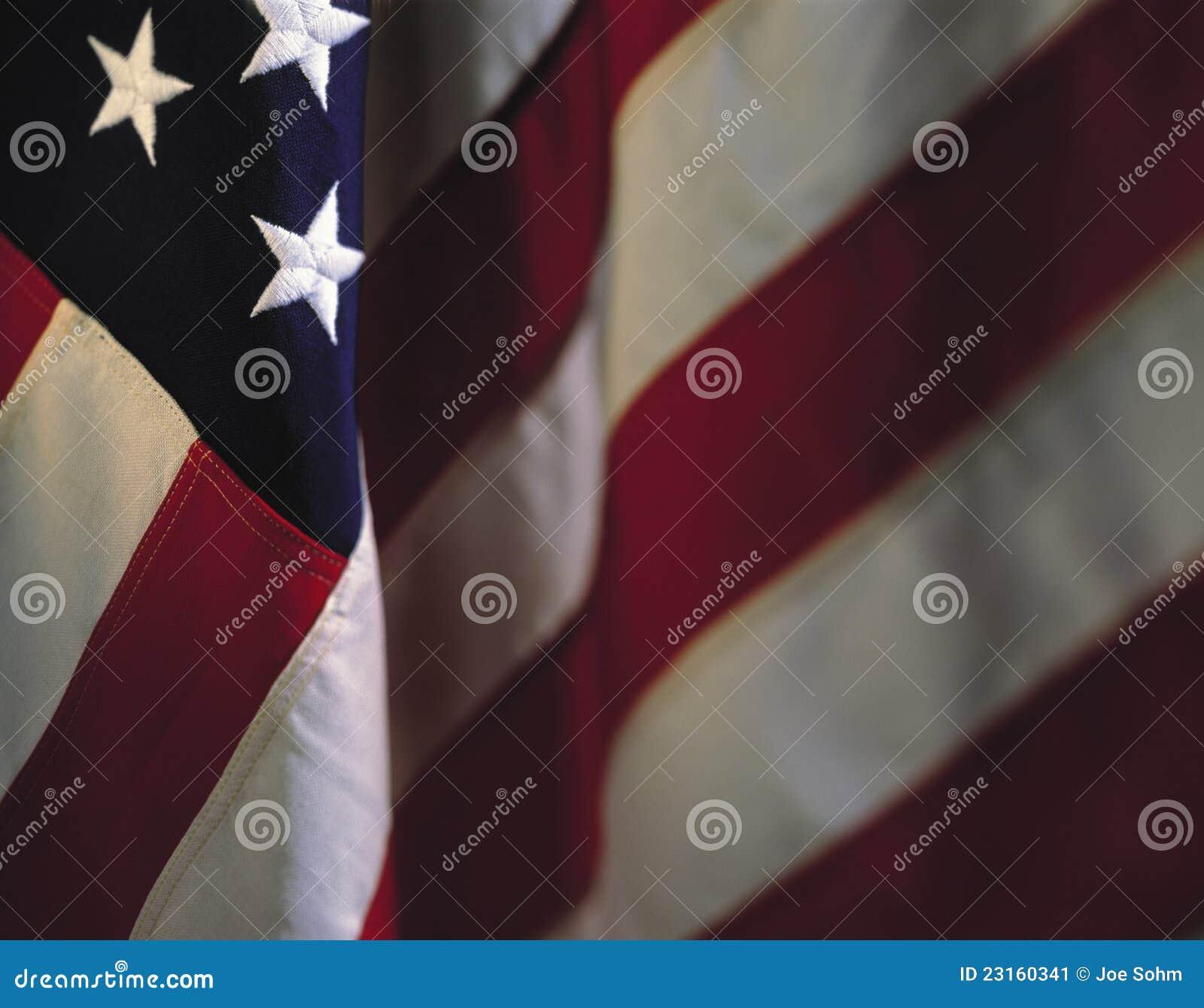 Bandiera americana d attaccatura