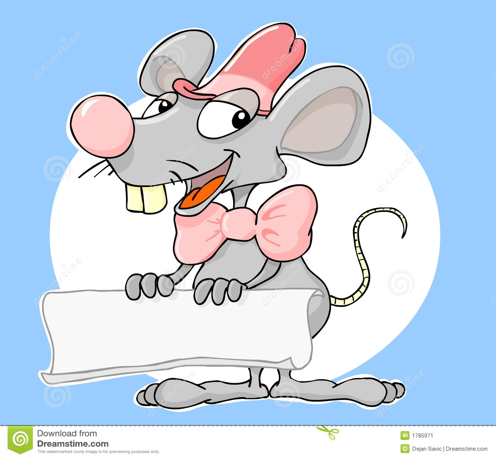 Bandiera del mouse