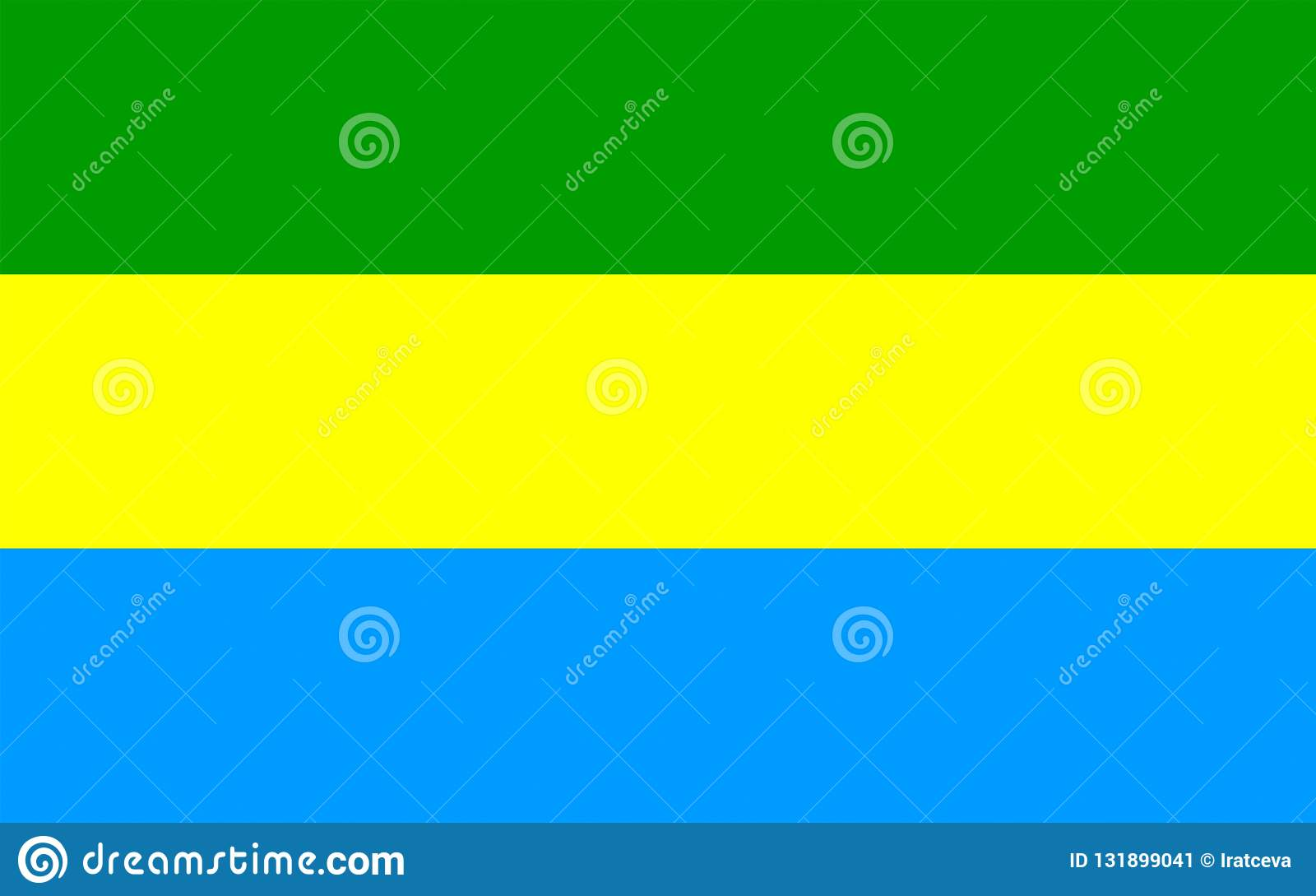 Bandiera di Bandung, Indonesia