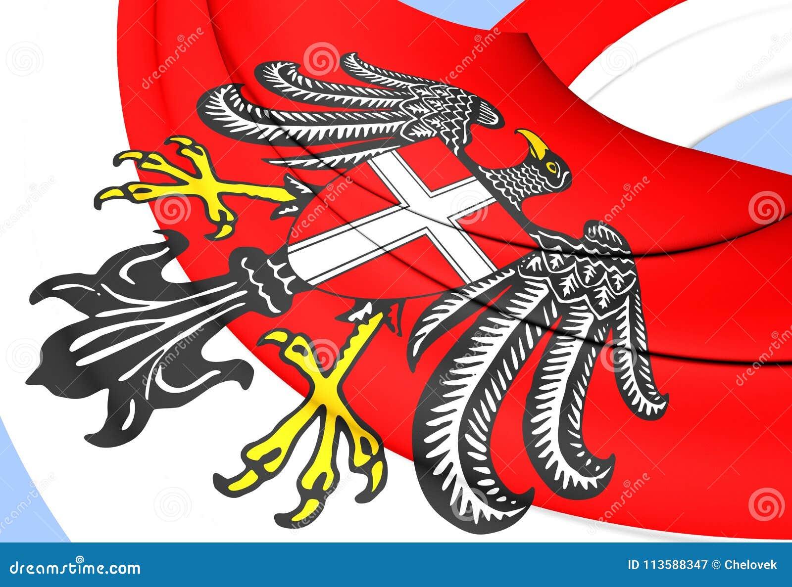 Bandiera di Vienna, Austria