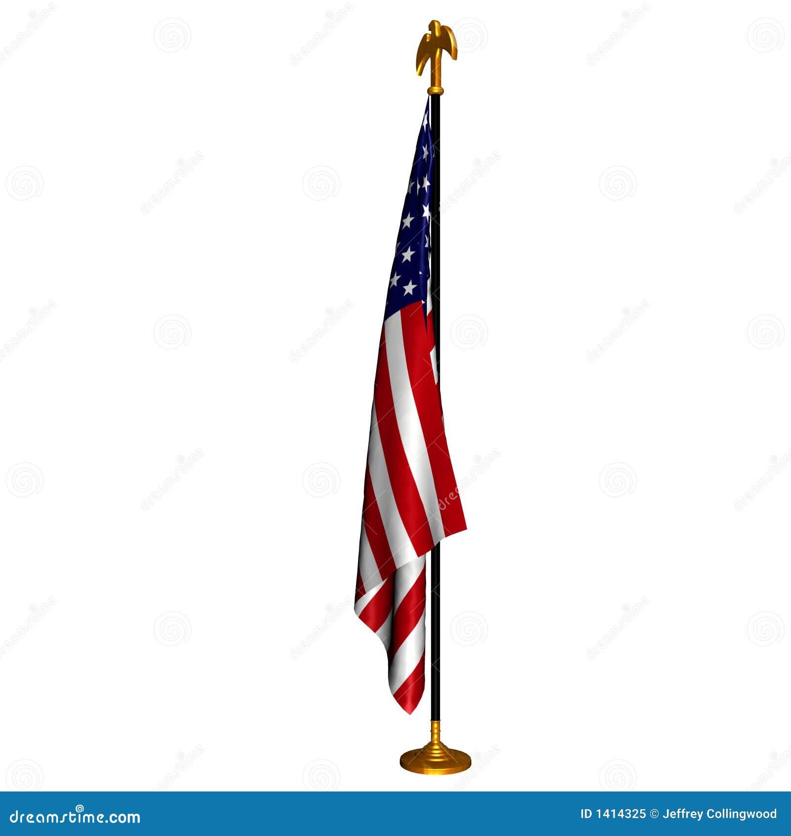 Bandierina 1 degli Stati Uniti