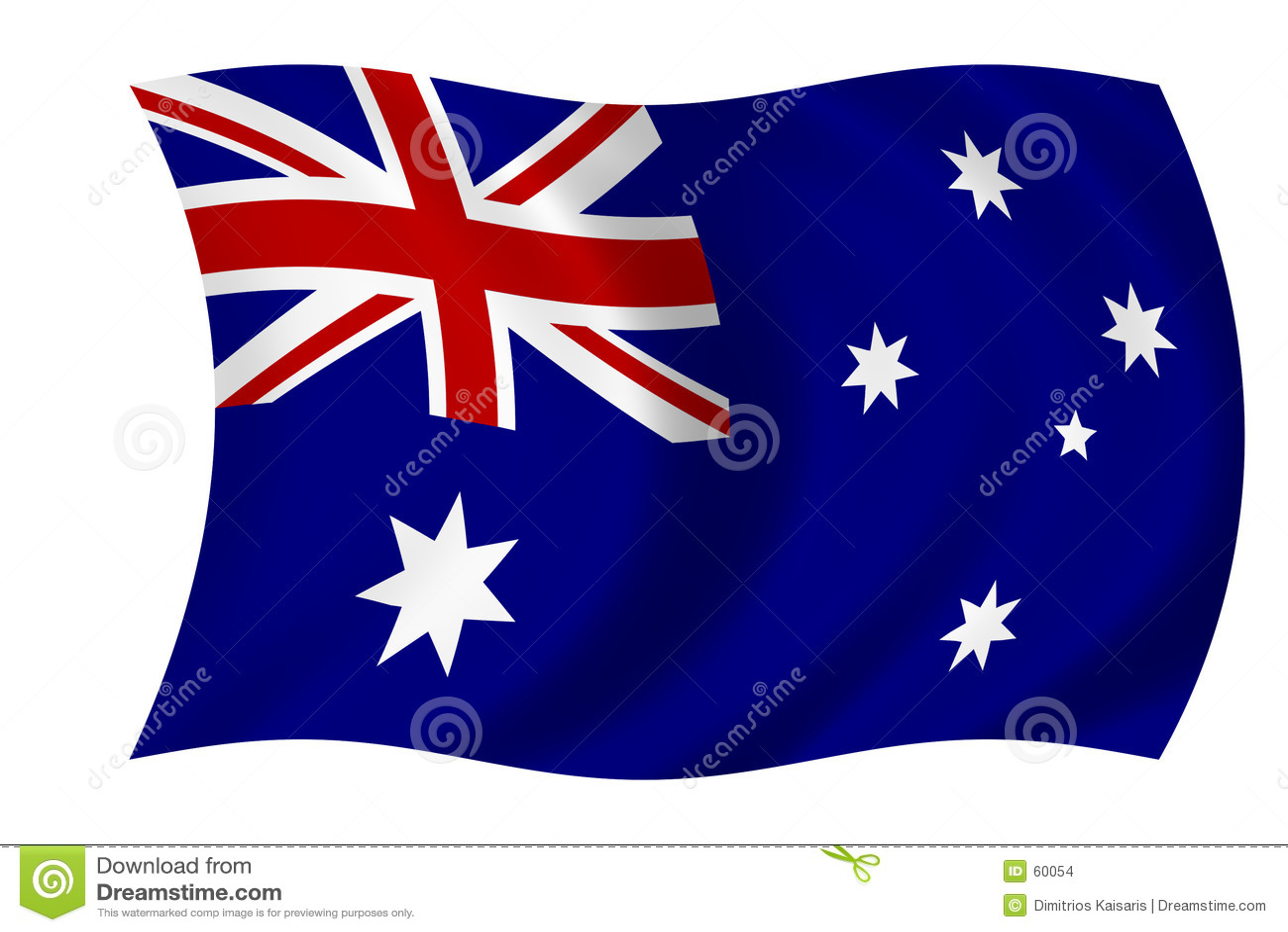 Bandierina australiana