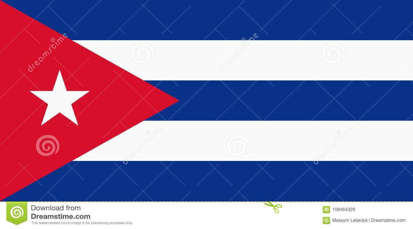 Bandierina cubana