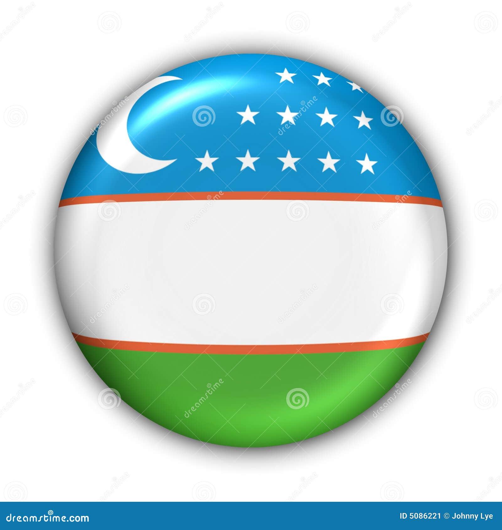Bandierina del Uzbekistan