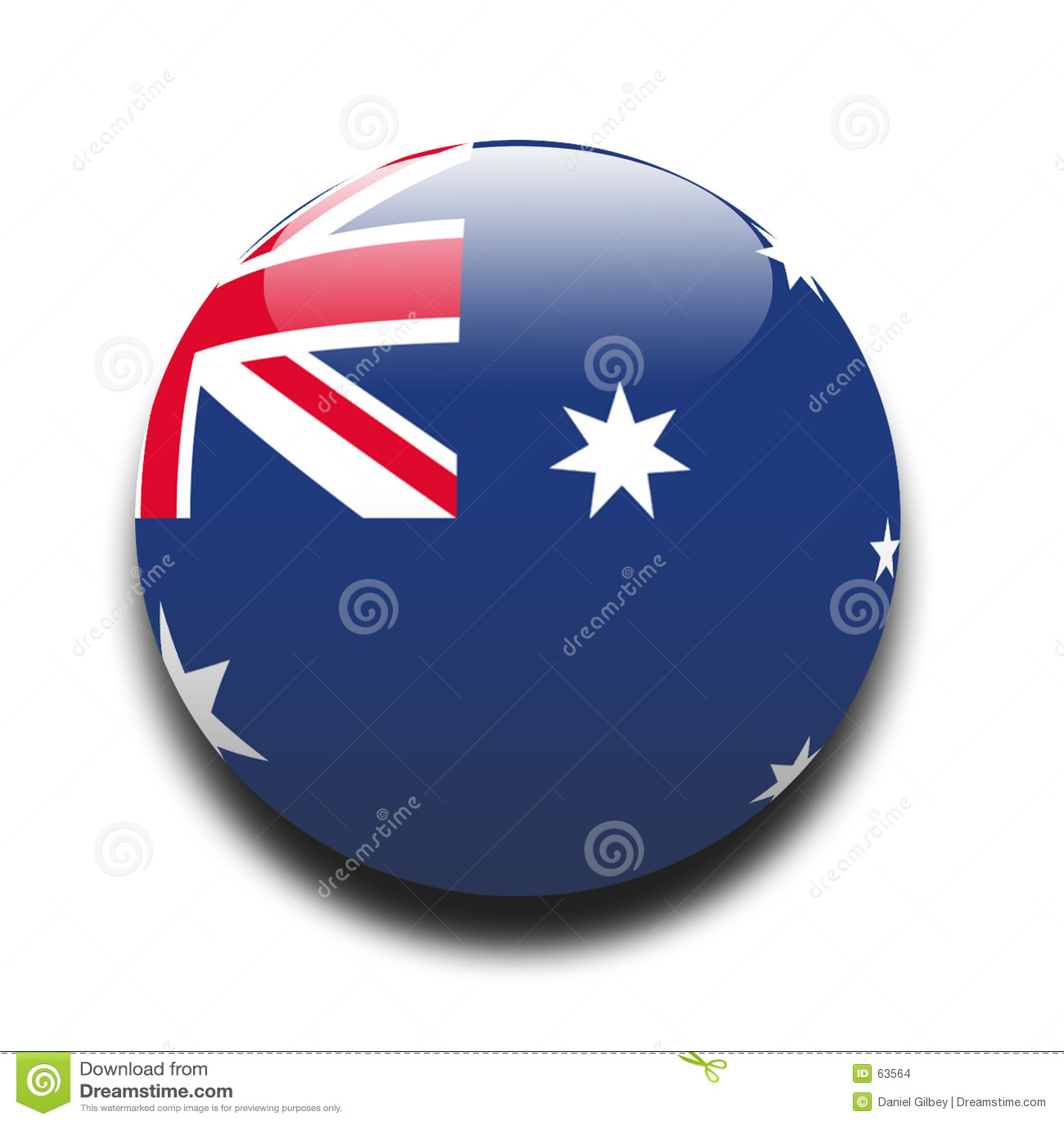 Bandierina dell Australia
