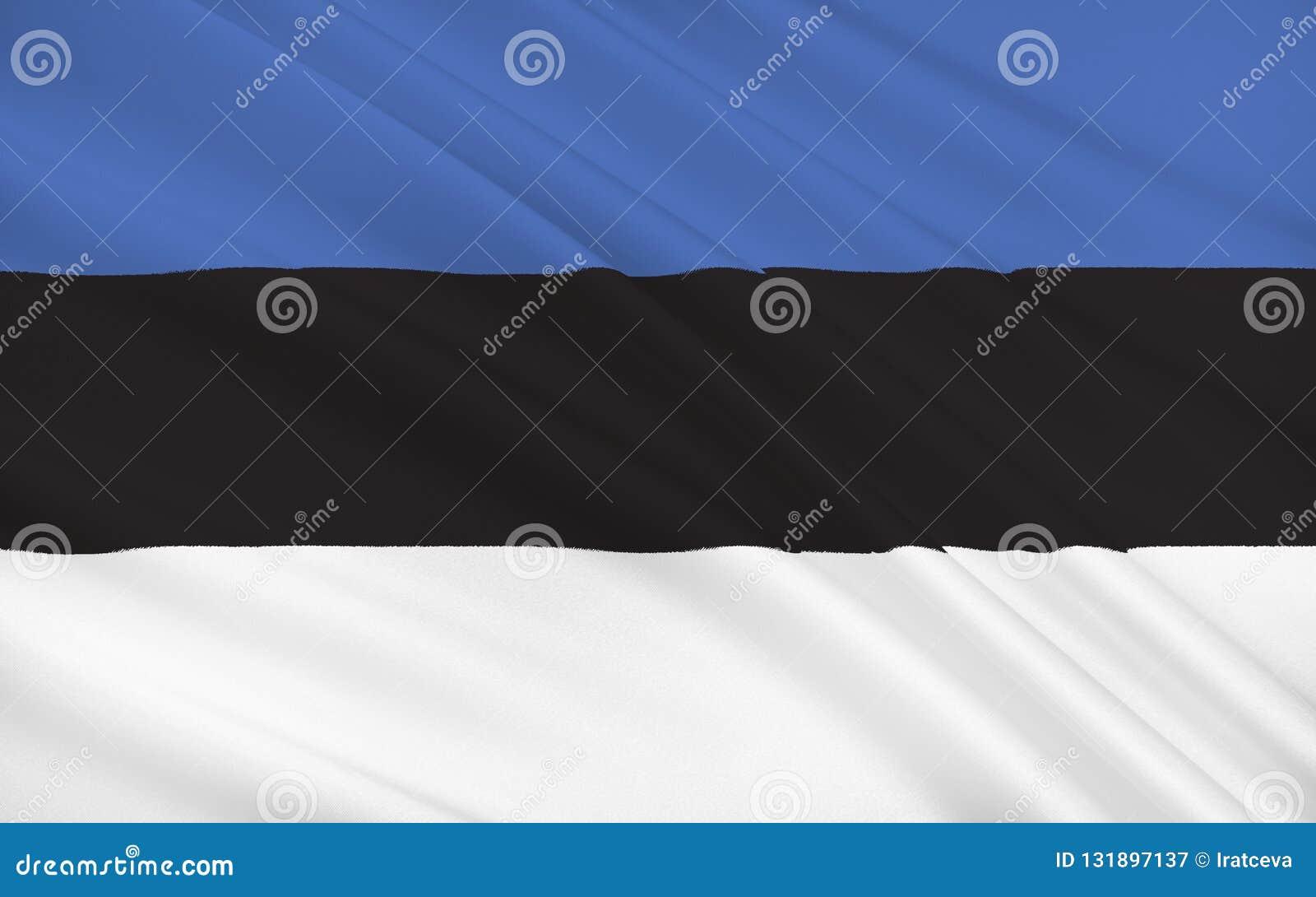 Bandierina dell Estonia