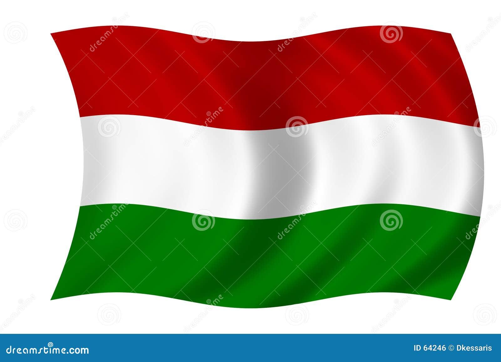 Bandierina dell Ungheria