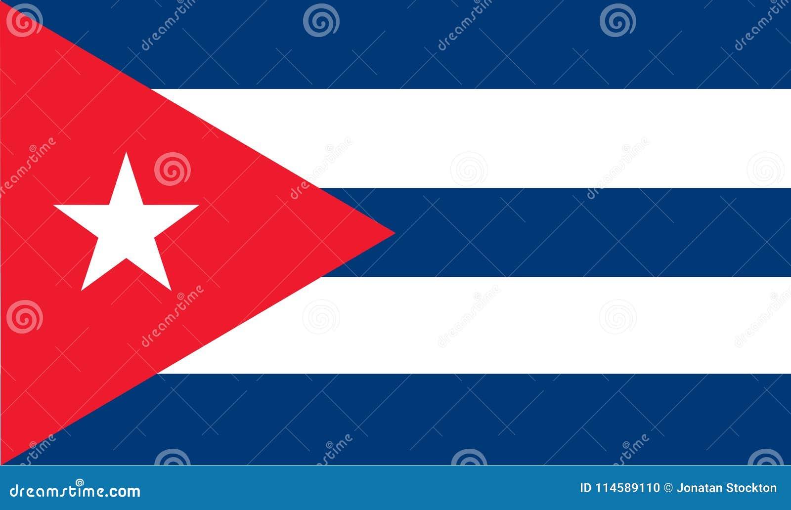 Bandierina della Cuba