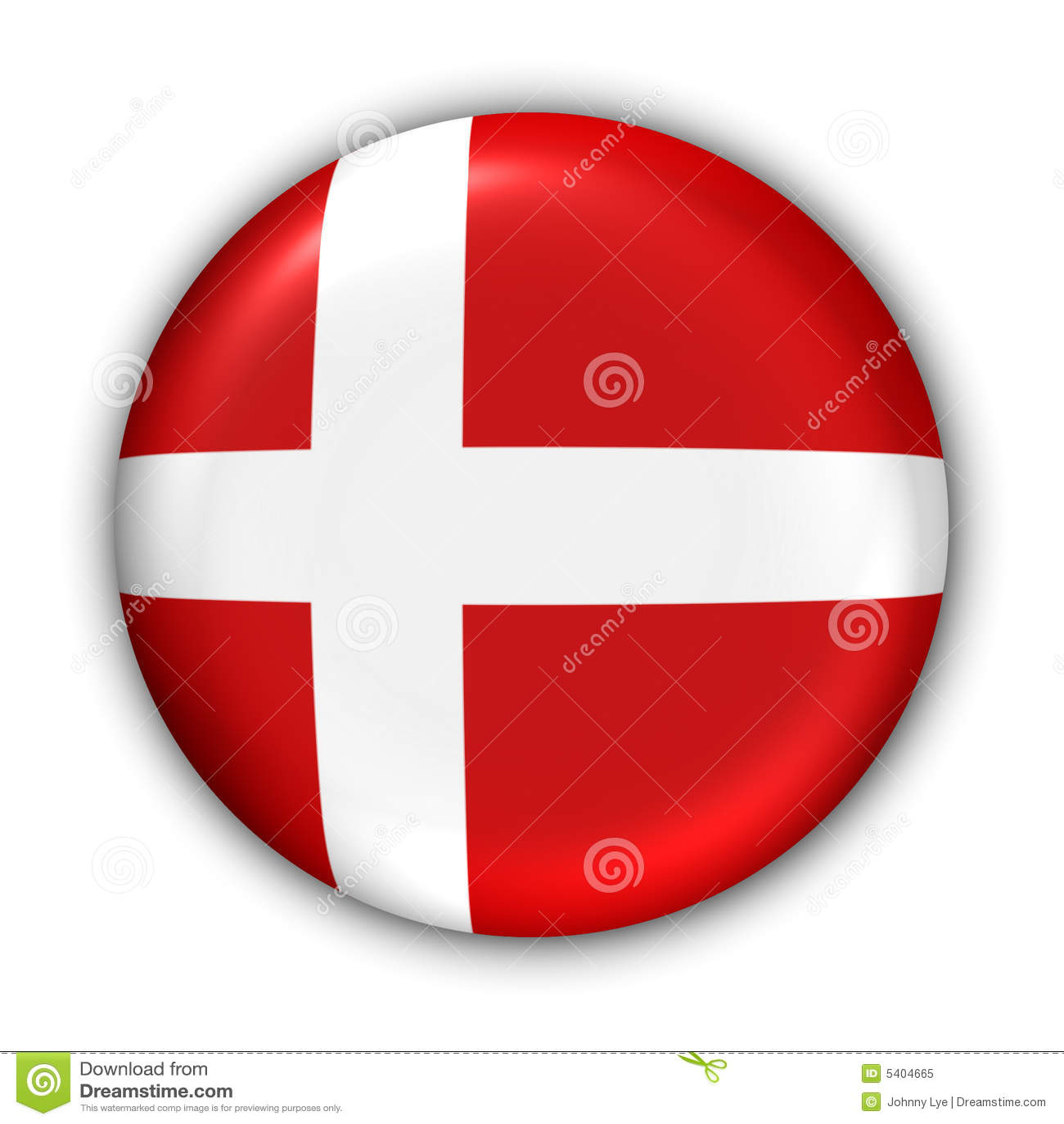 Bandierina della Danimarca