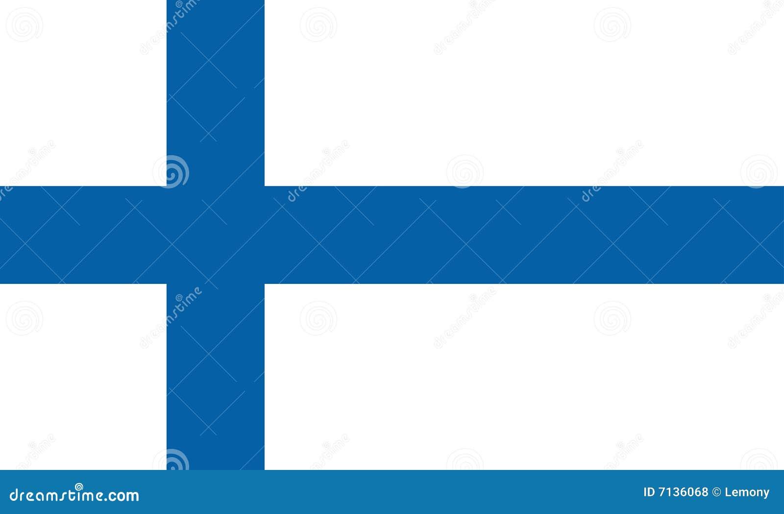 Bandierina della Finlandia