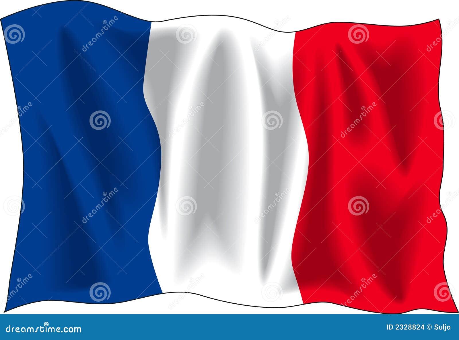 Bandierina della Francia
