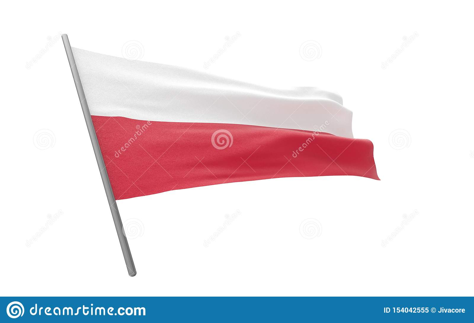 Bandierina della Polonia