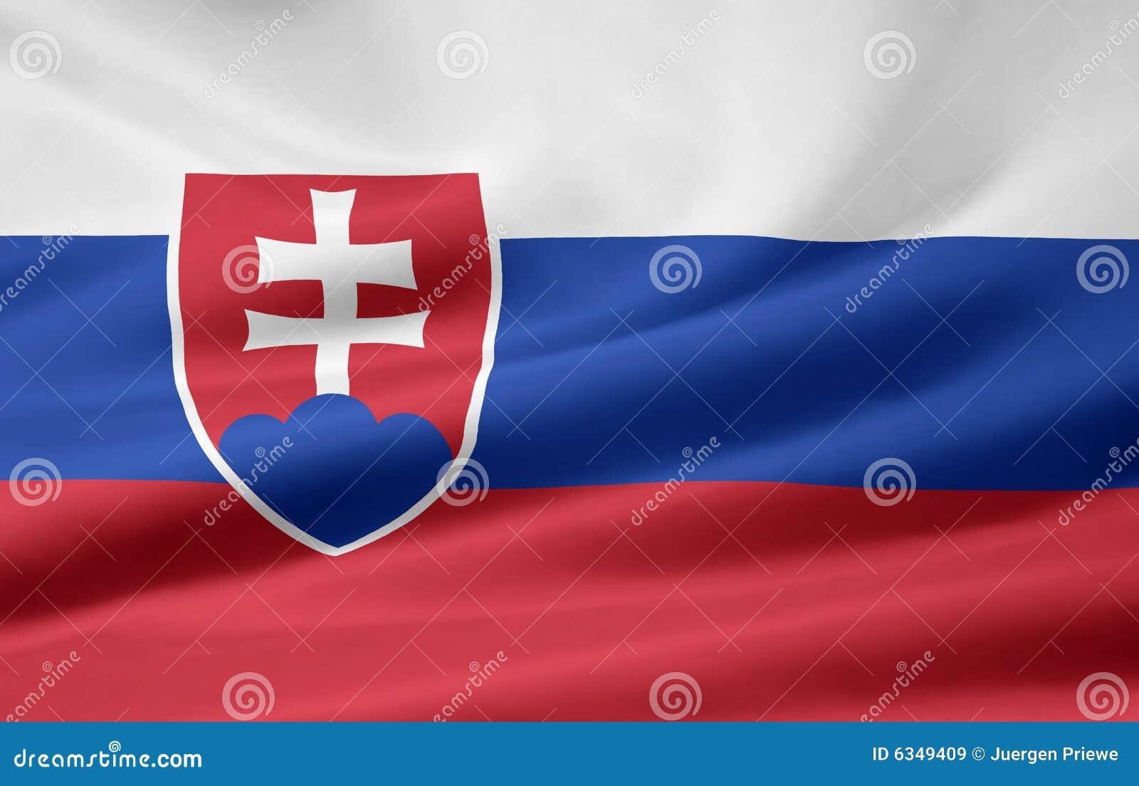 Bandierina della Slovacchia