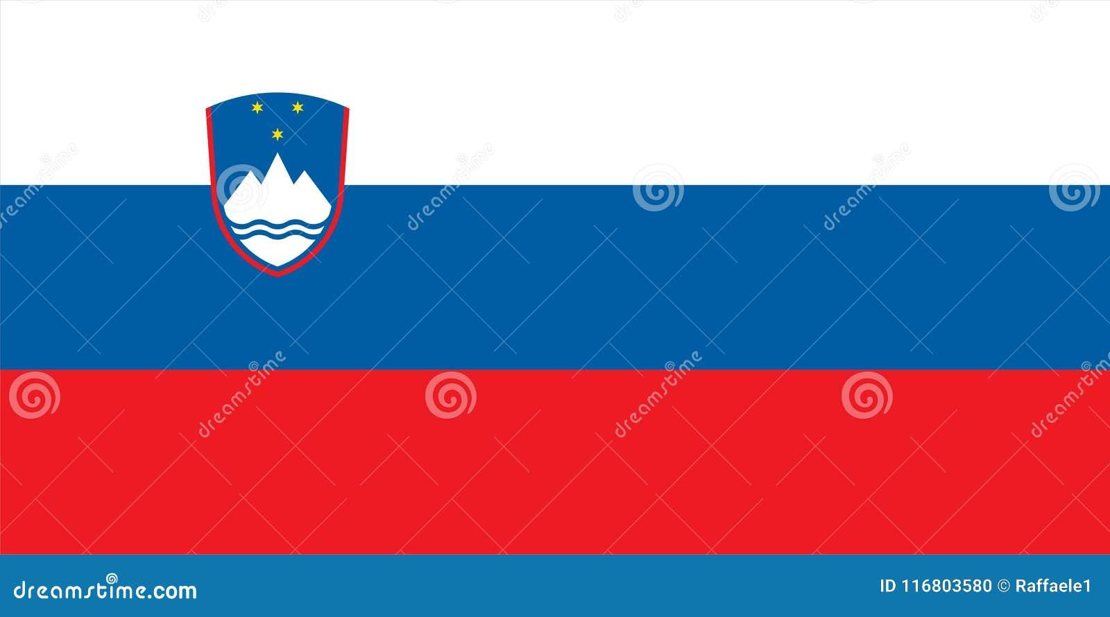 Bandierina della Slovenia