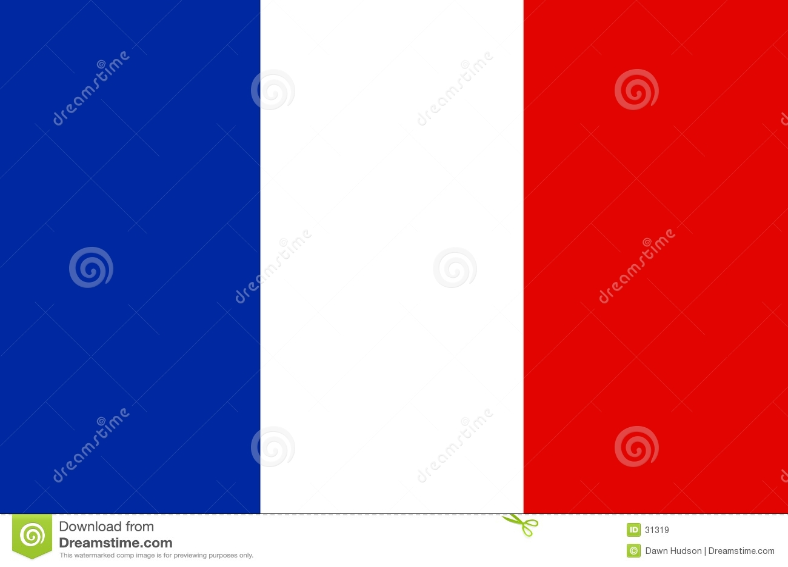 Bandierina francese