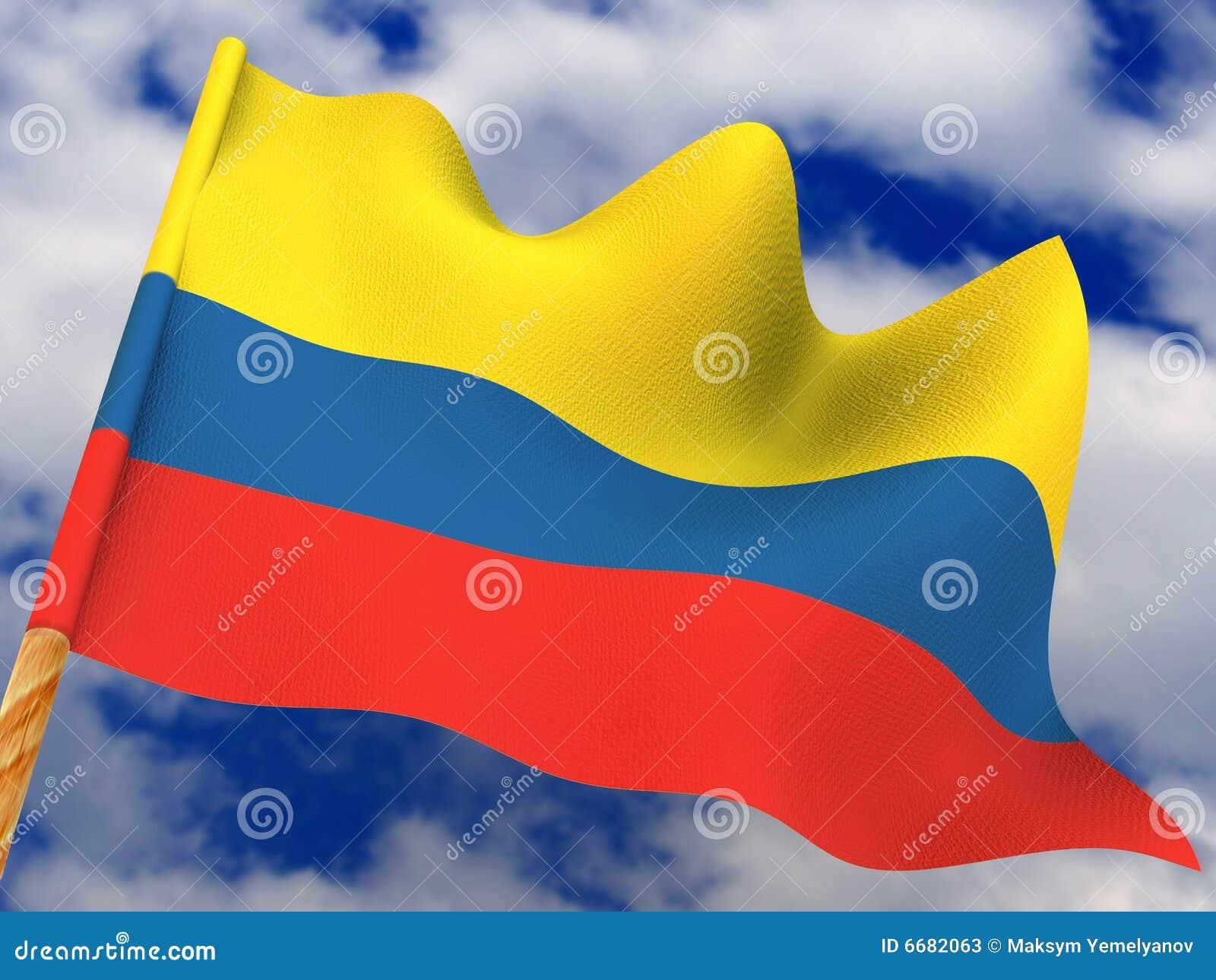 Bandierina. La Colombia