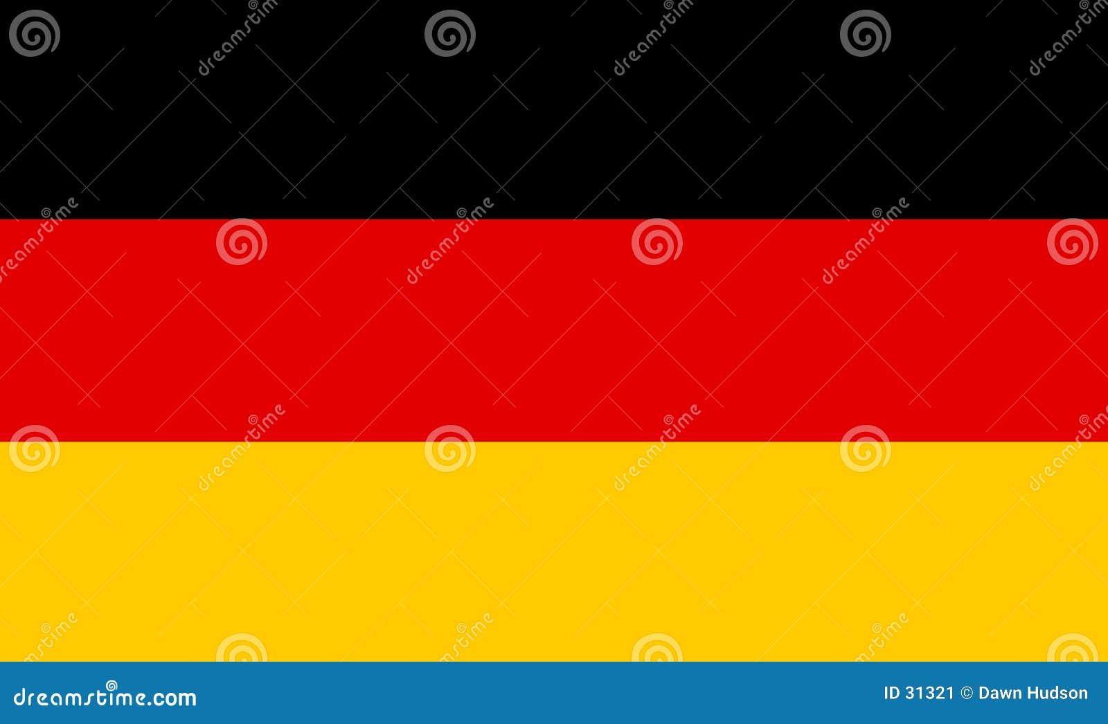 Bandierina tedesca