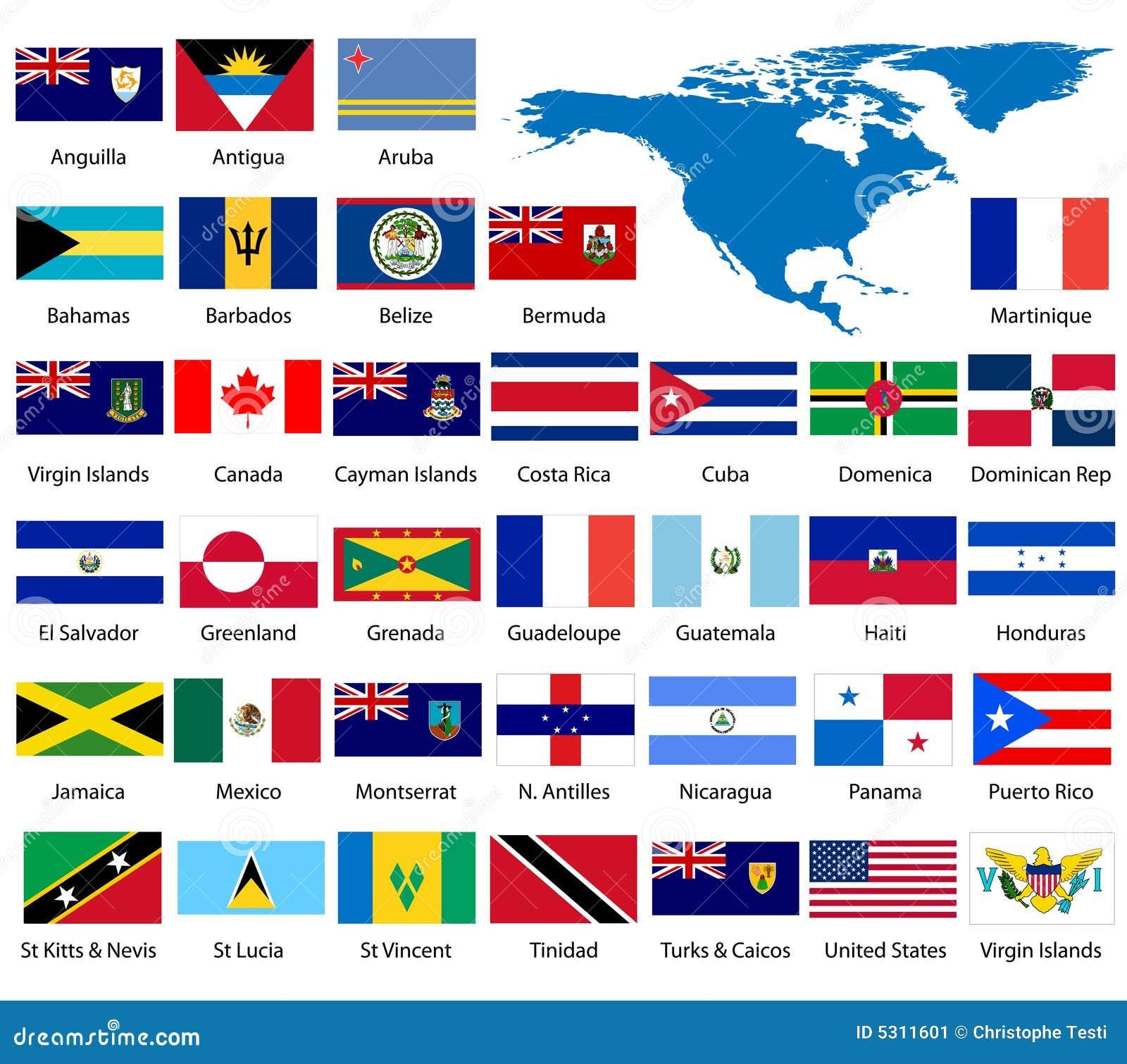 Download Bandierine Nordamericane Dettagliate Illustrazione Vettoriale - Illustrazione di paese, emblema: 5311601