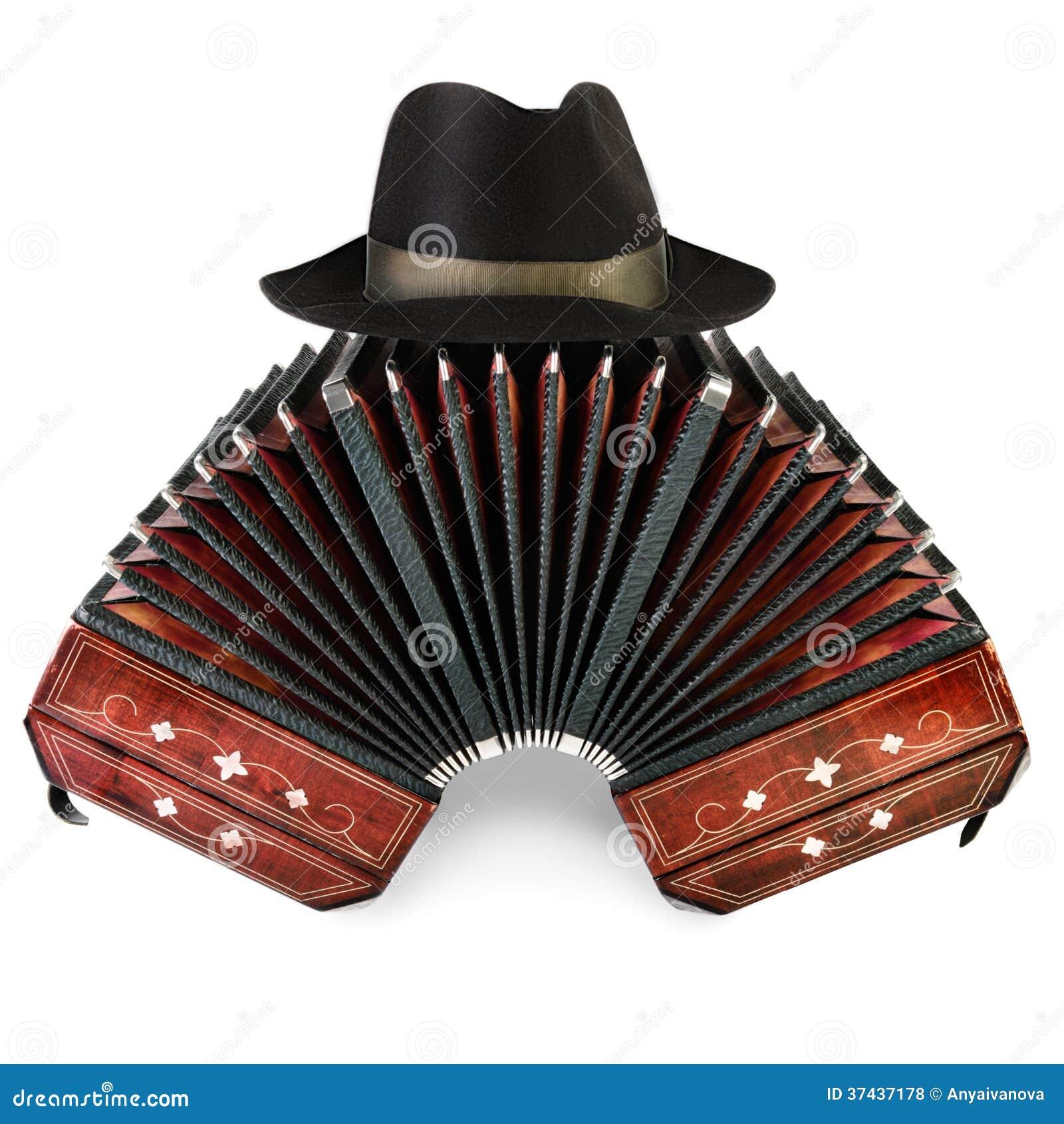bandoneon  tango instrument  and a hut royalty free stock hookah vector logo hookah vector free