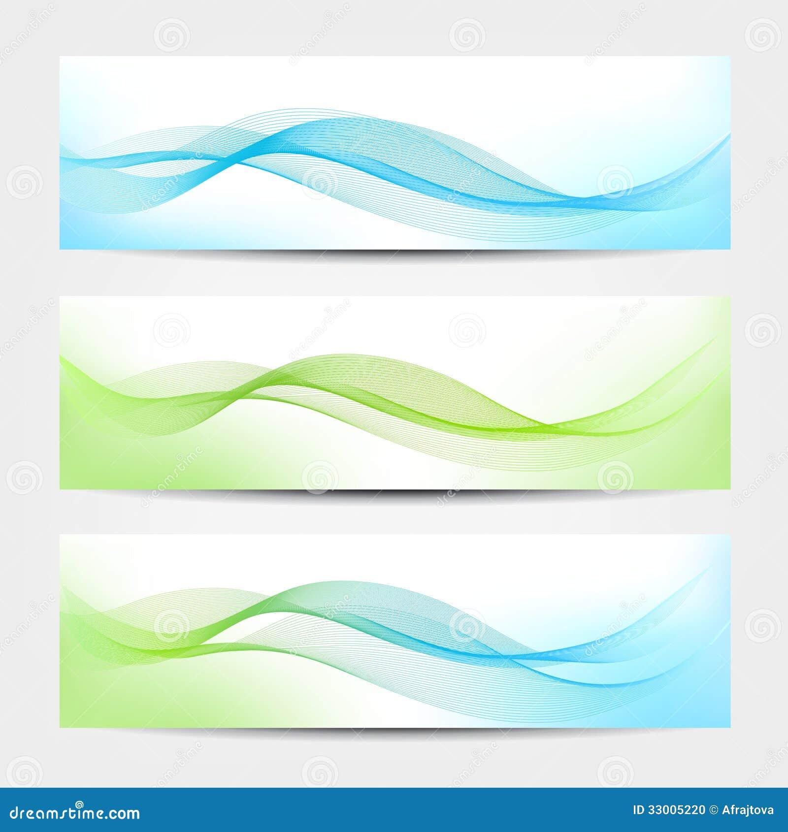 Baner - vattenvågor