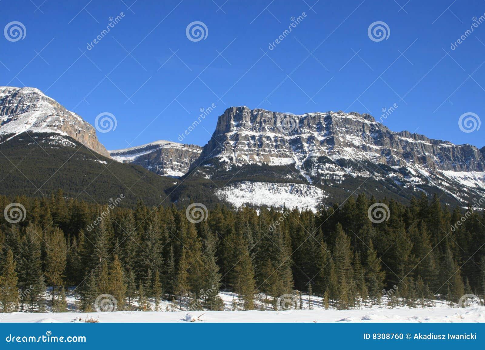 Banff εθνικό πάρκο του Καναδά
