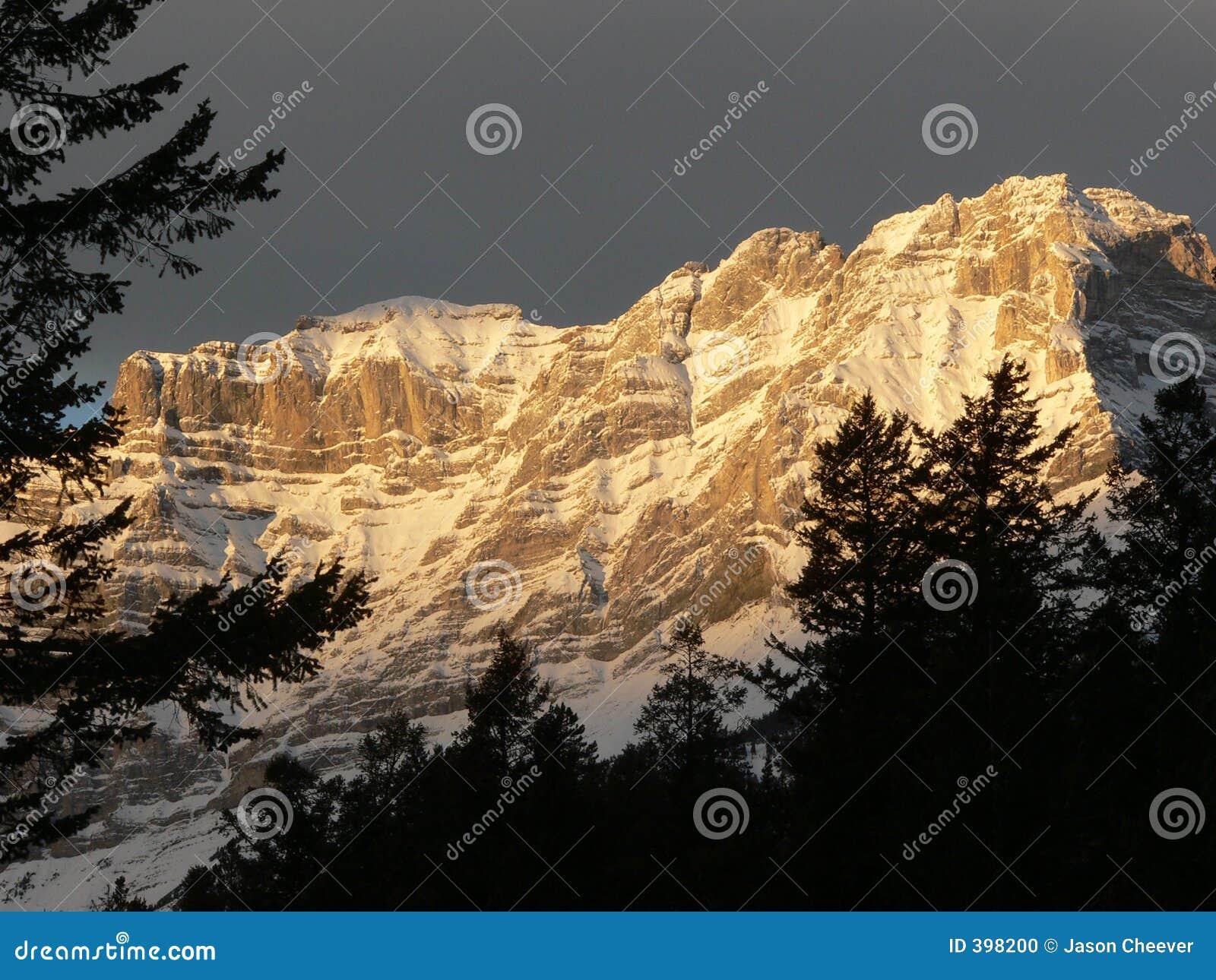 Banff χαραυγή