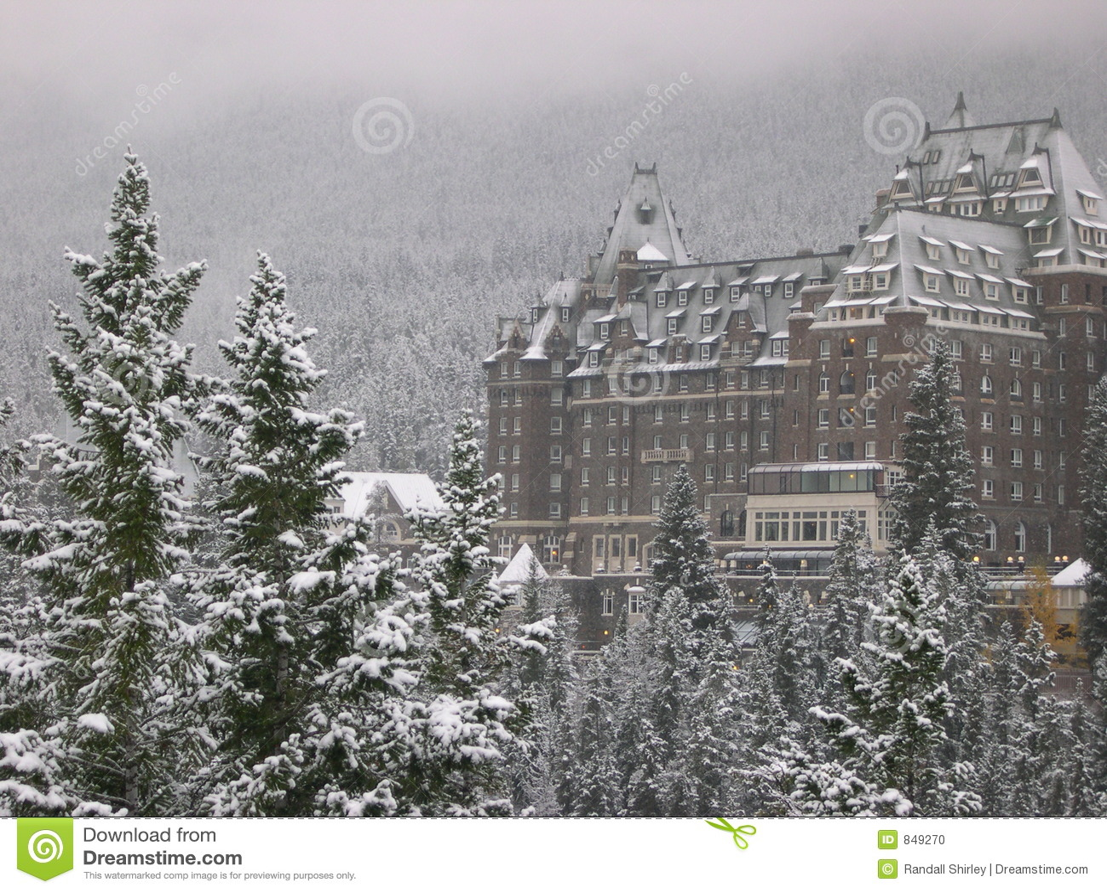 Banff Hotel 4