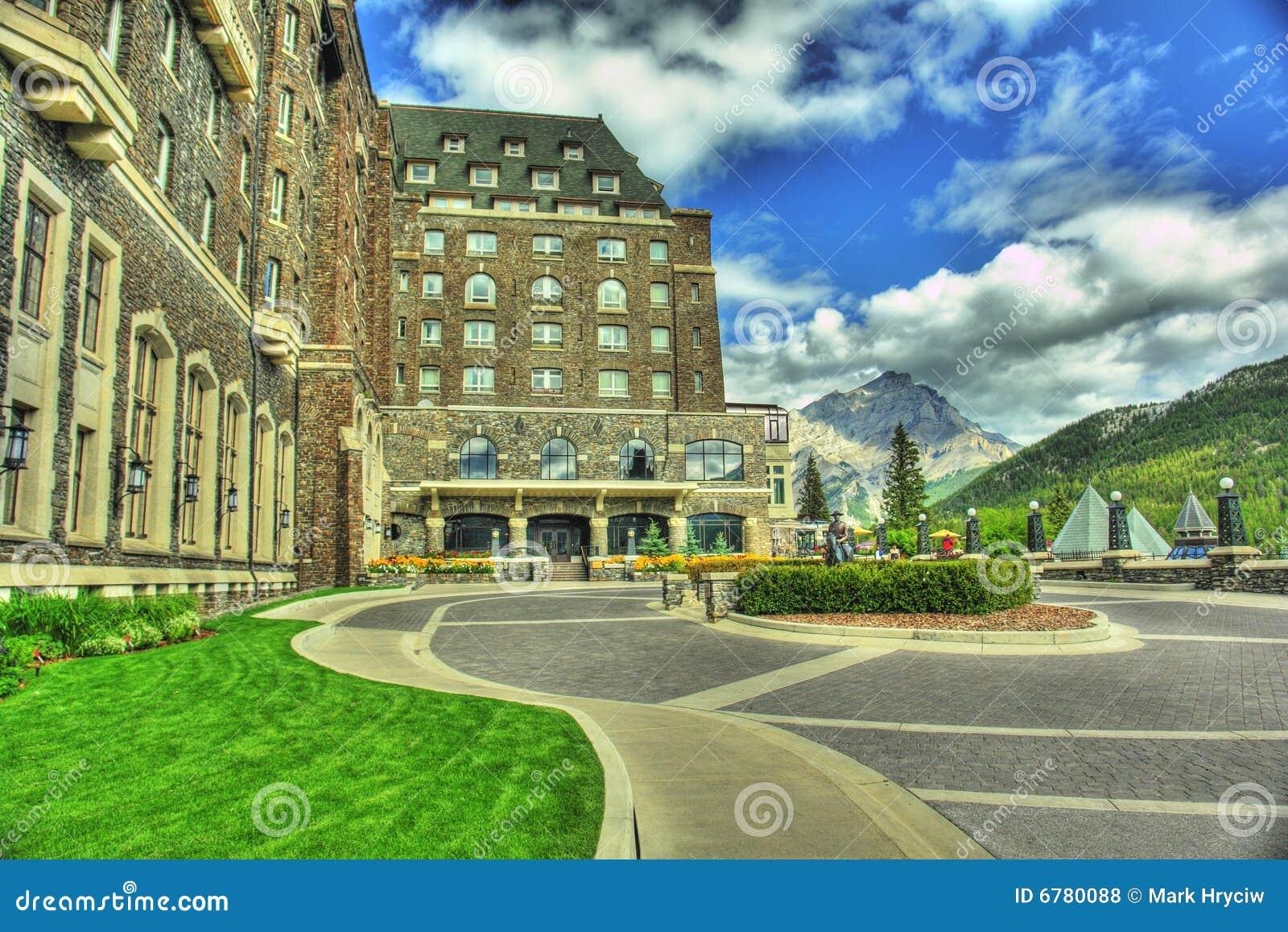 Banff Hotel Alberta Canada