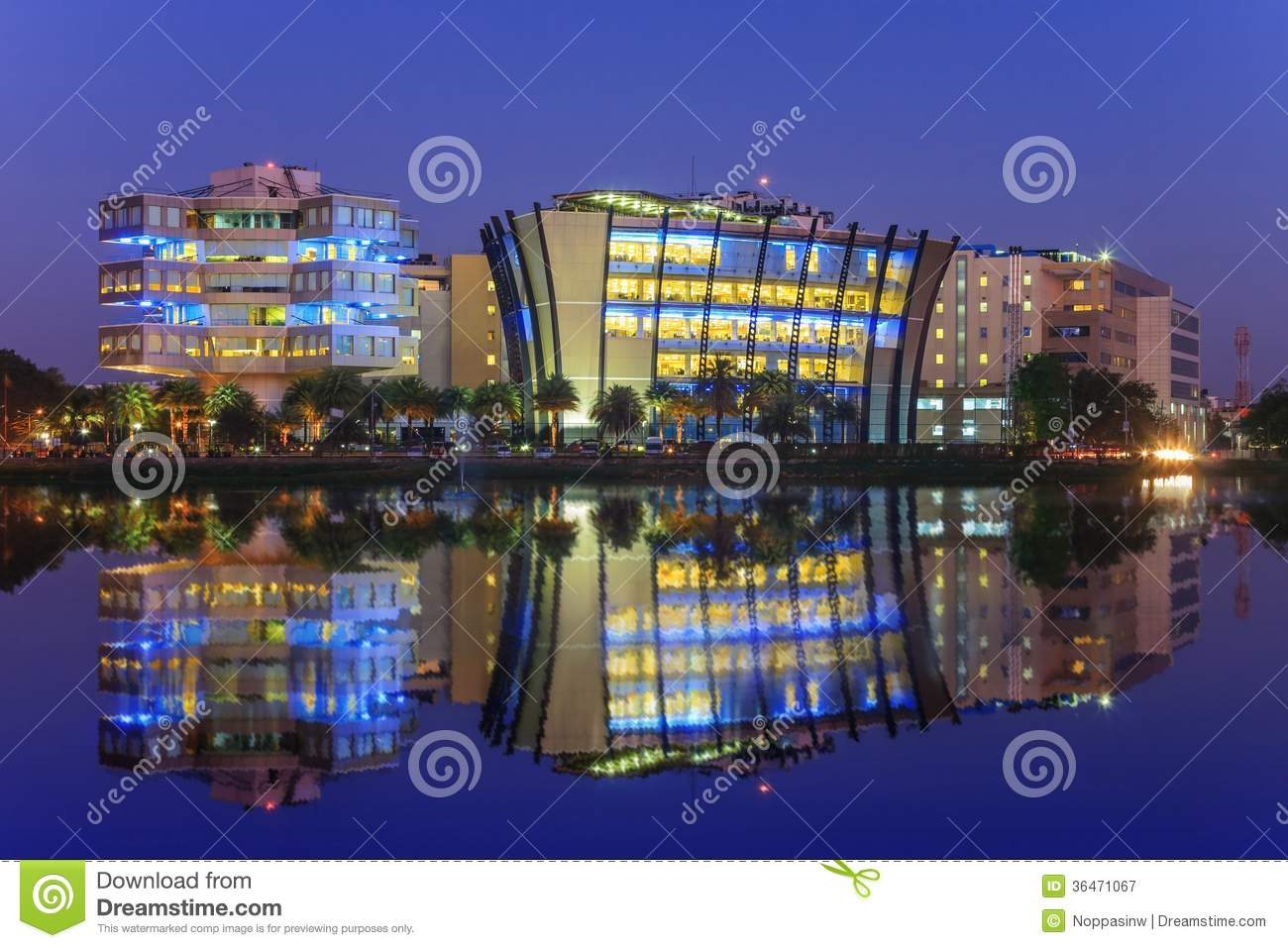Architecture Photography Bangalore bangalore, india royalty free stock photography - image: 36471067