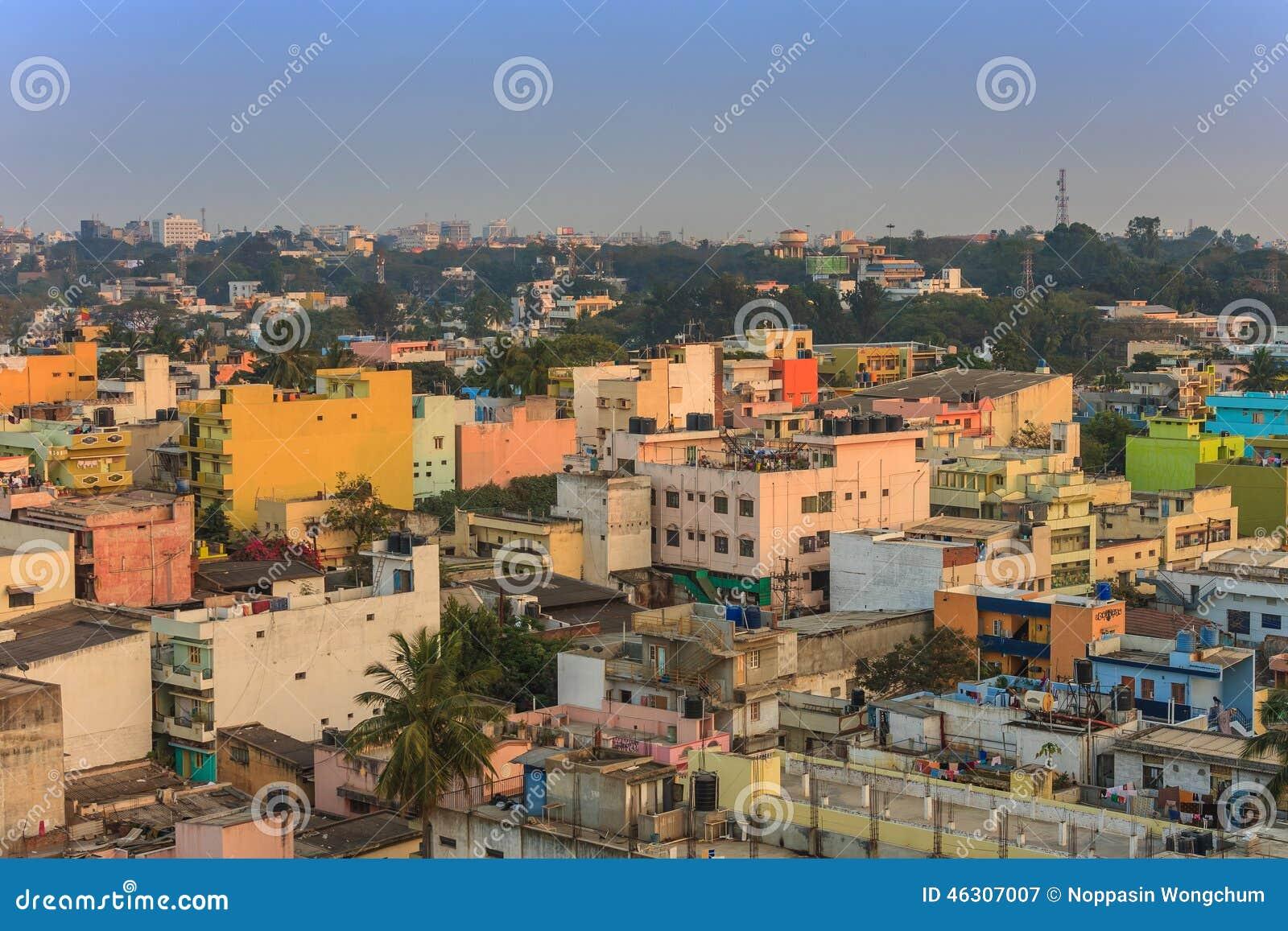 My dream city bangalore