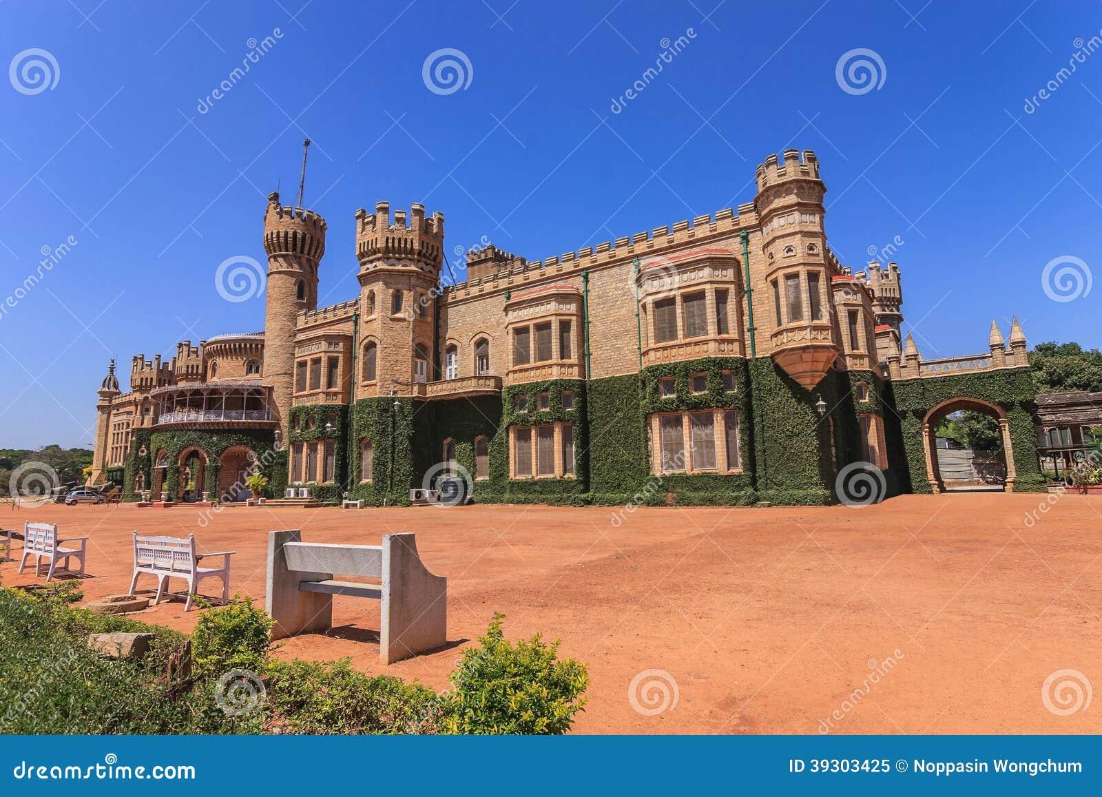 Bangalore pałac, India