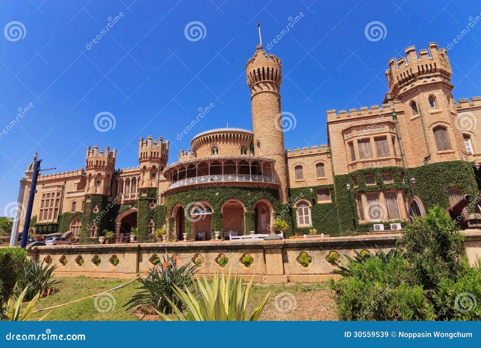 Bangalore Palace Stock Image Image Of Tower Symbol 30559539
