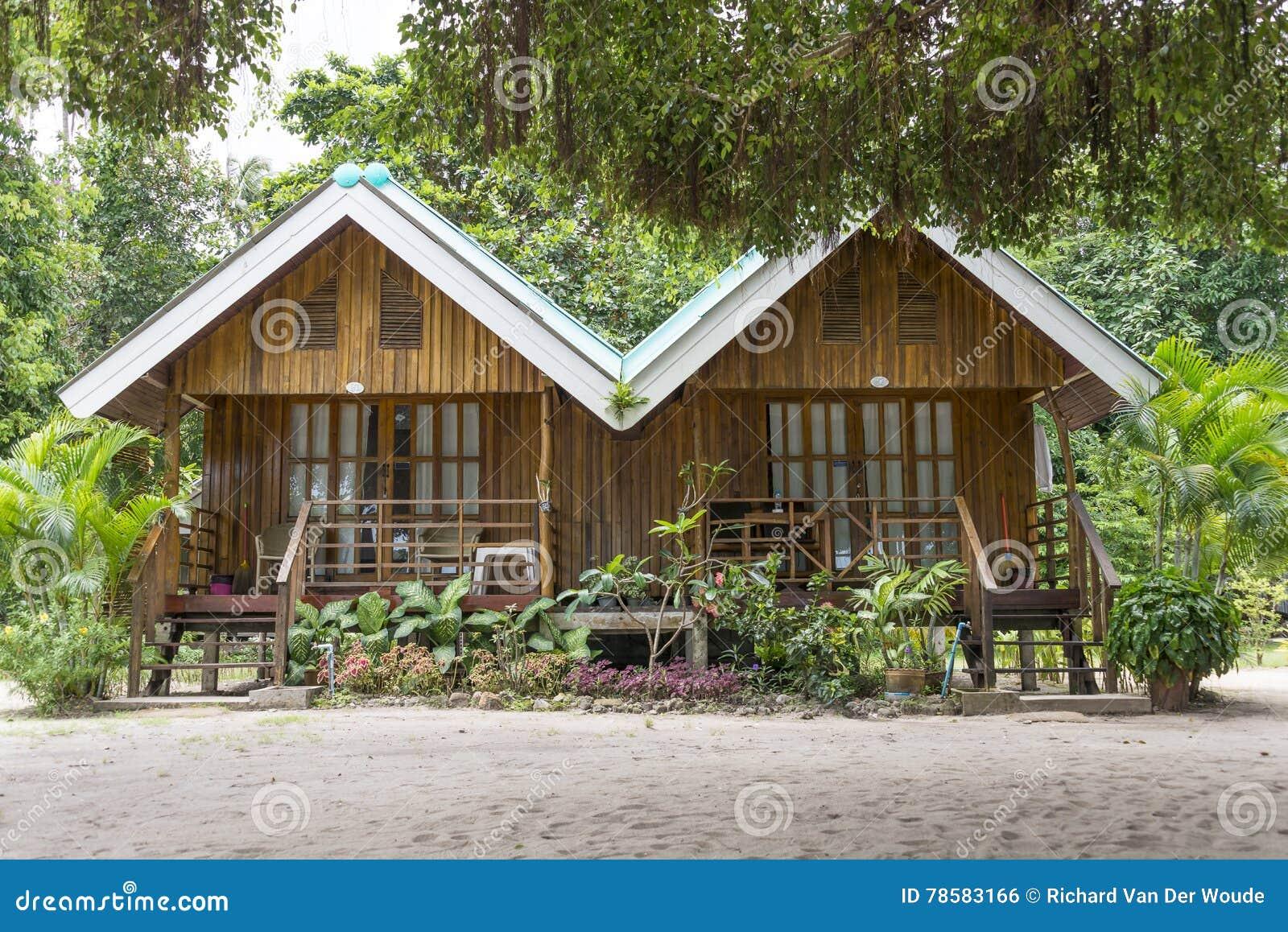 Bangbao Beach Resort Koh Chang Thailand Editorial Photo Image Of