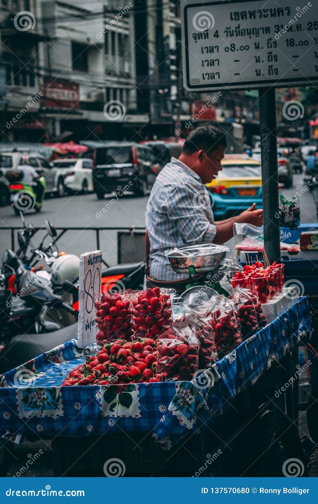 Bangkok, 12 11 18: Chinatown
