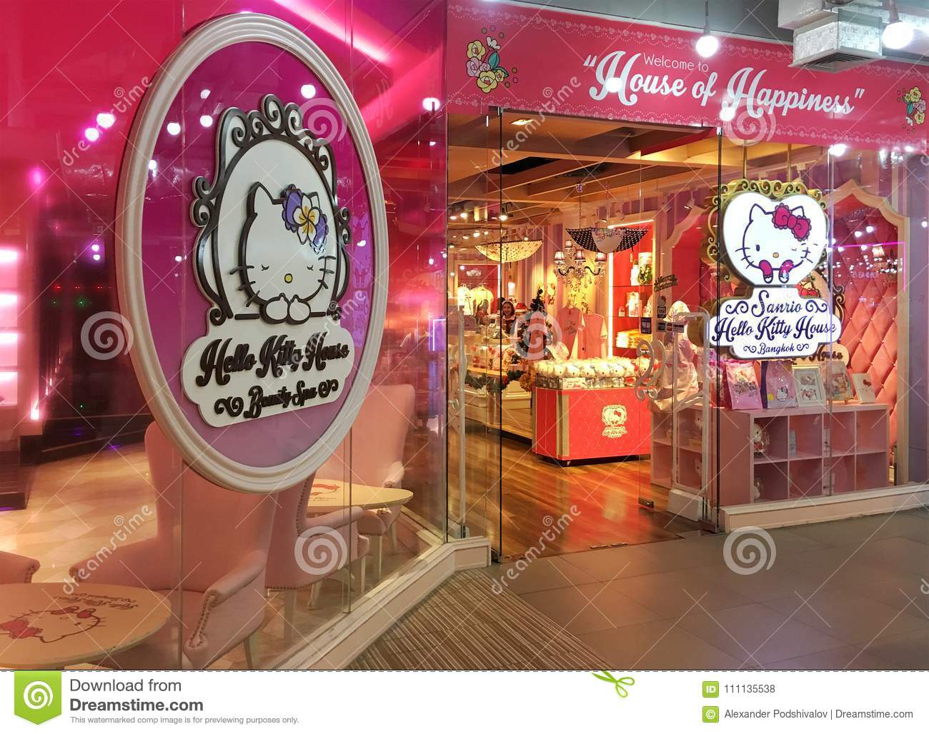 f3c2a79347bb Hello Kitty Store Mall Of Asia  A new lifestyle with hello kitty yu ...