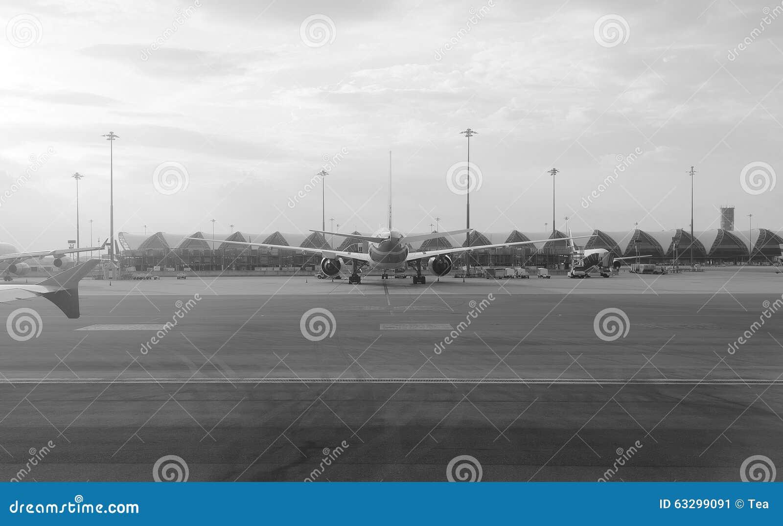 Pa bangkoks flygplats