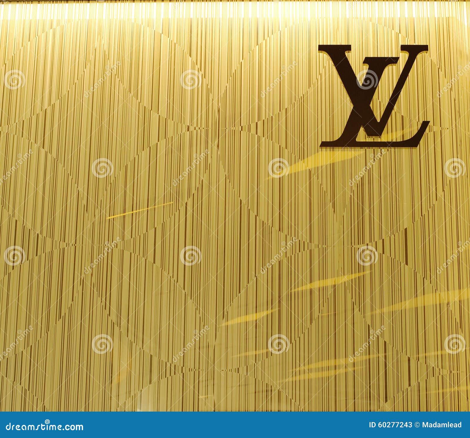 Lv Monogramme
