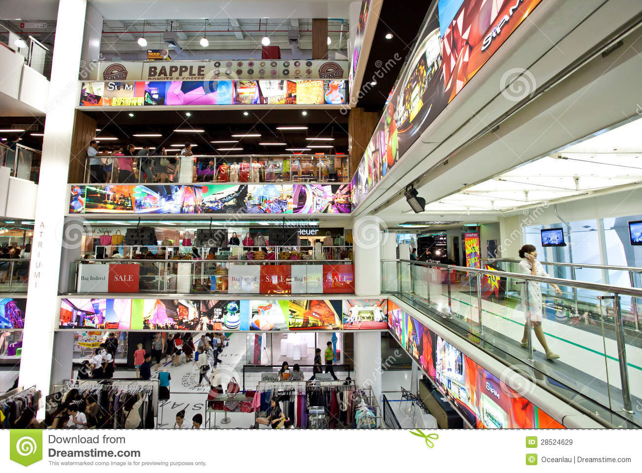 internal control shopping mall Malls with beacons that send offers and information to shoppers' smartphones as they stroll through a property the company is also rolling out digital directories and concierge services that help mall visitors find their way.